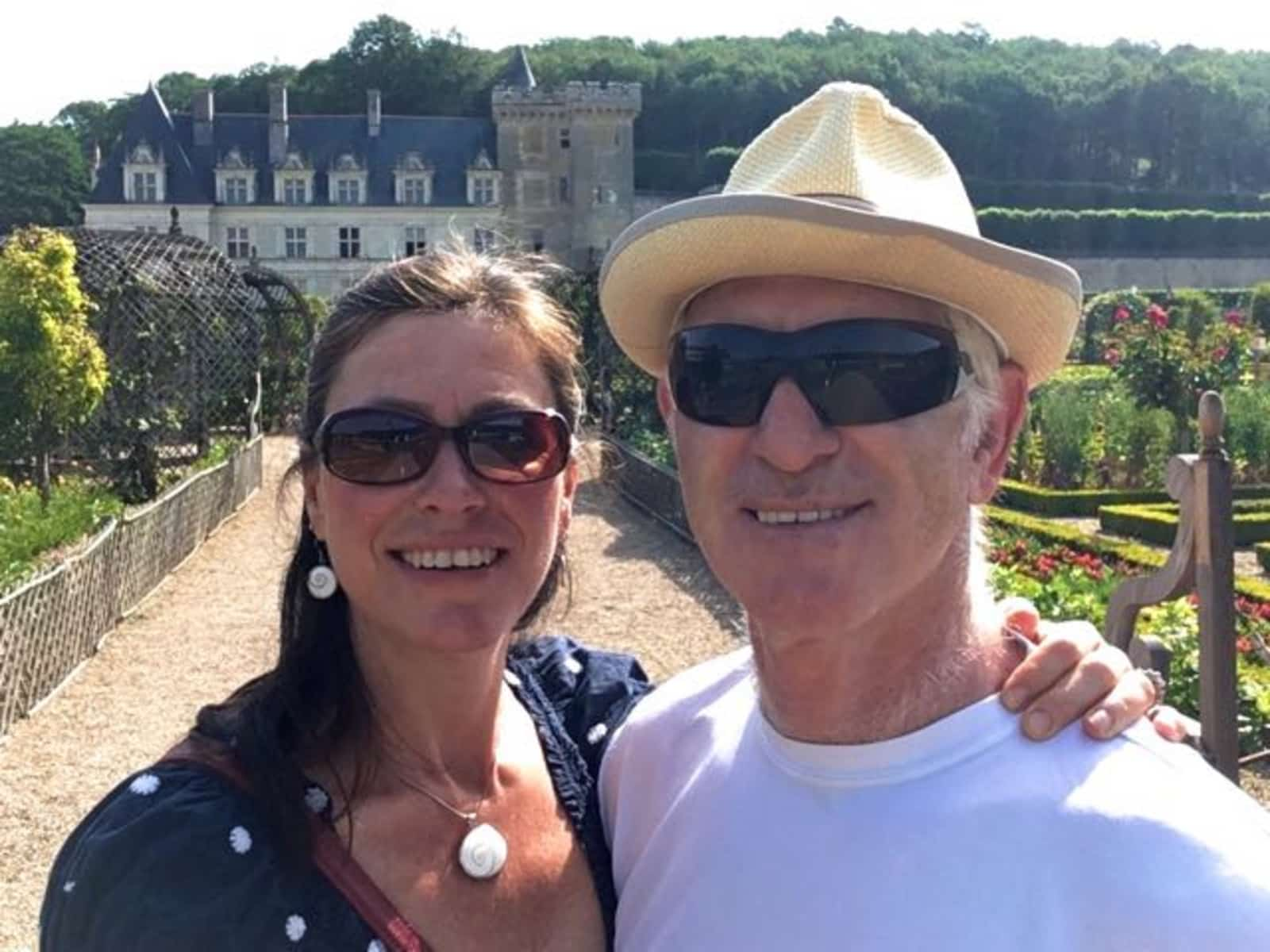 Sylvia & Neil from Bourg-Saint-Maurice, France