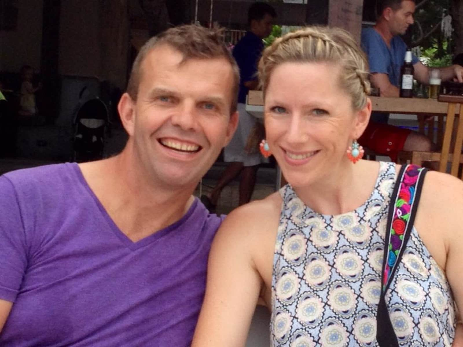 Donna & Jonathan from Cairns, Queensland, Australia