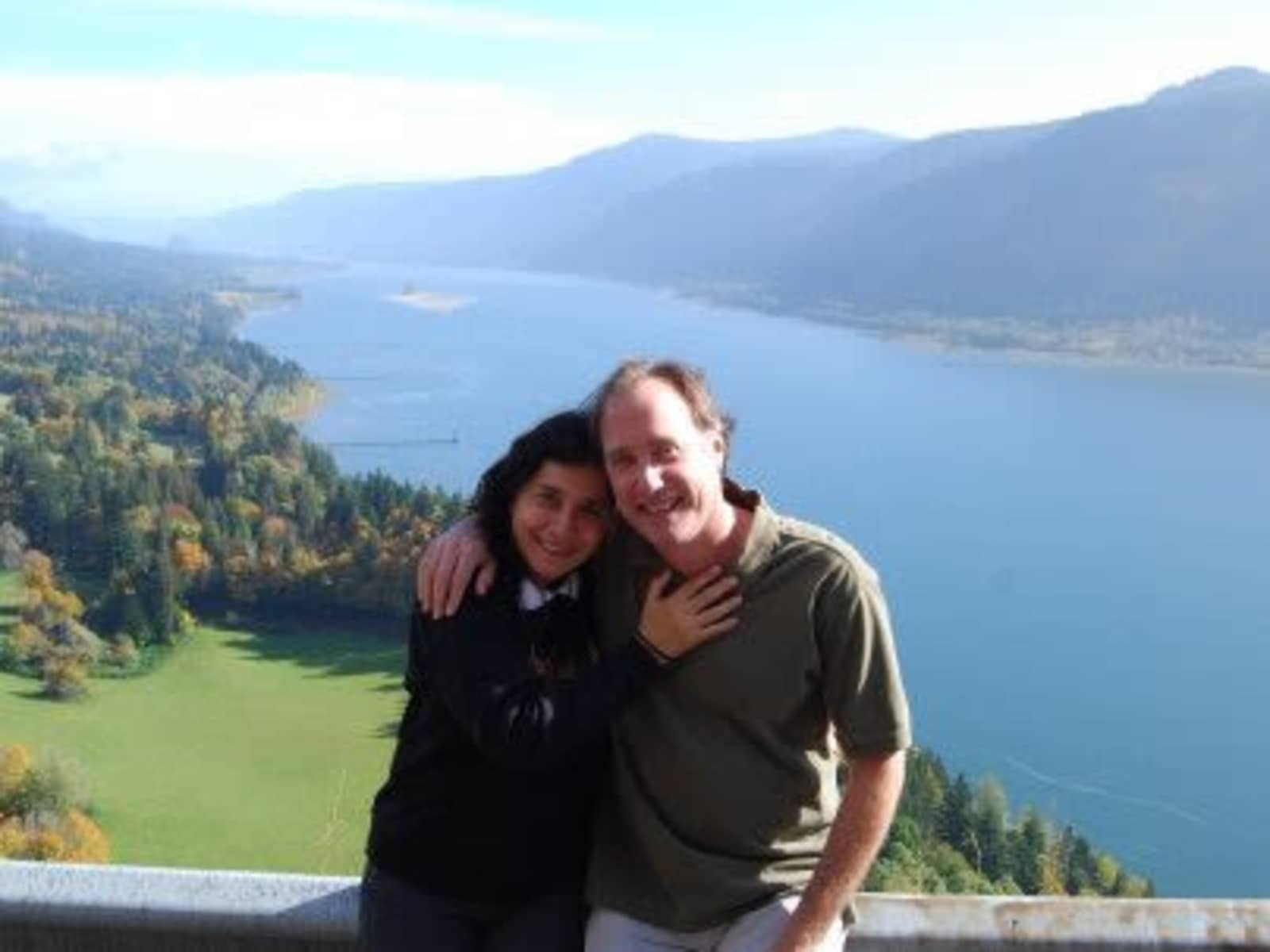 Ron & Ouided from Bothell, Washington, United States