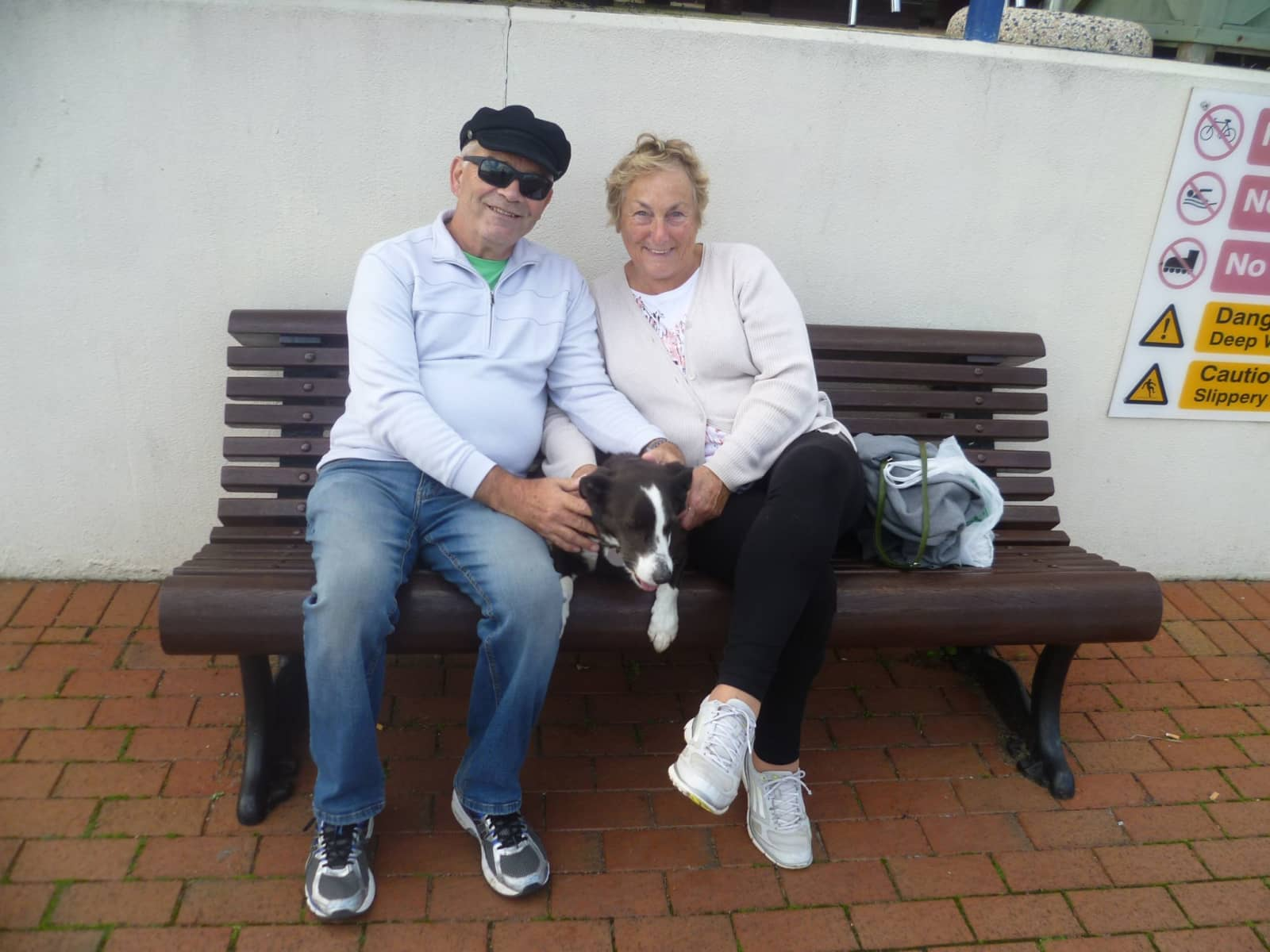 Margaret & Franciscus (frank) from Winnipeg, Manitoba, Canada