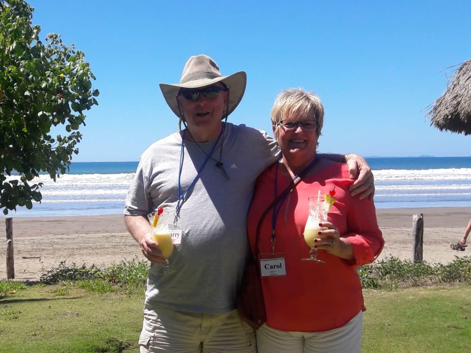 Larry & Carol from Panamá, Panama