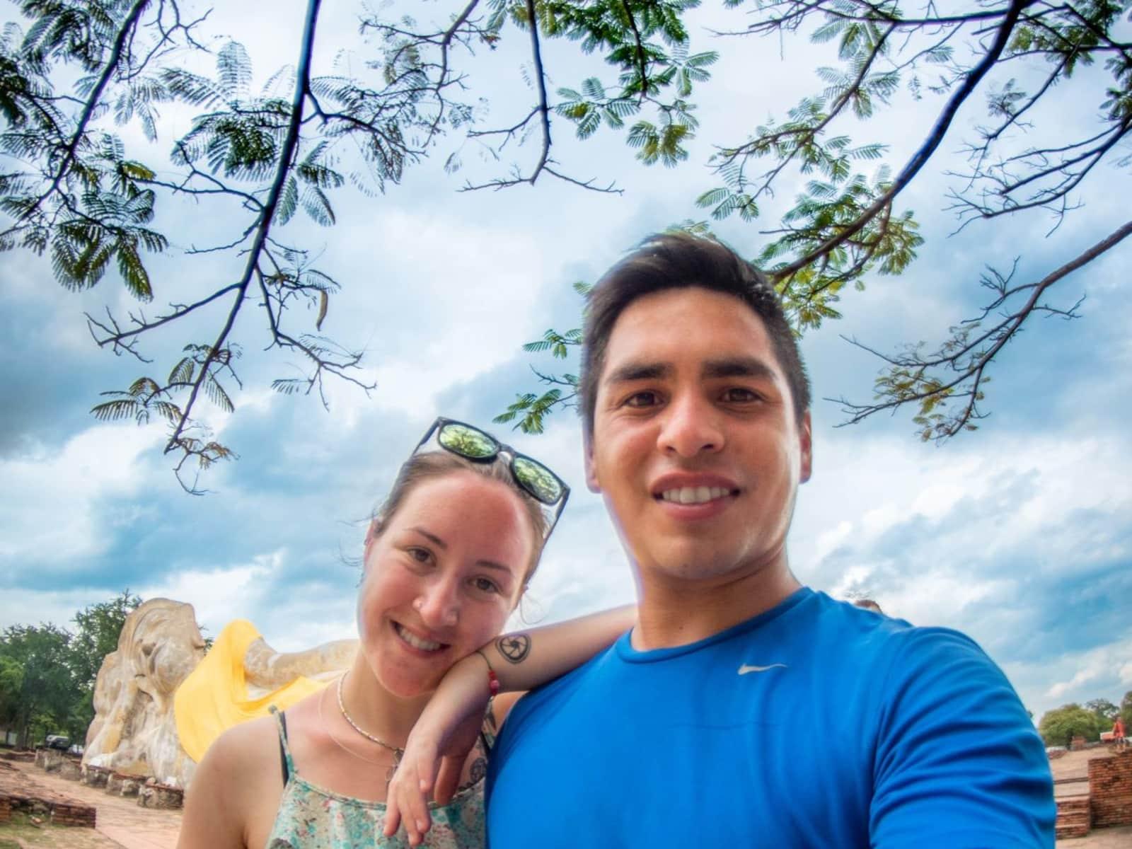 Elias & Alma from Villa La Angostura, Argentina