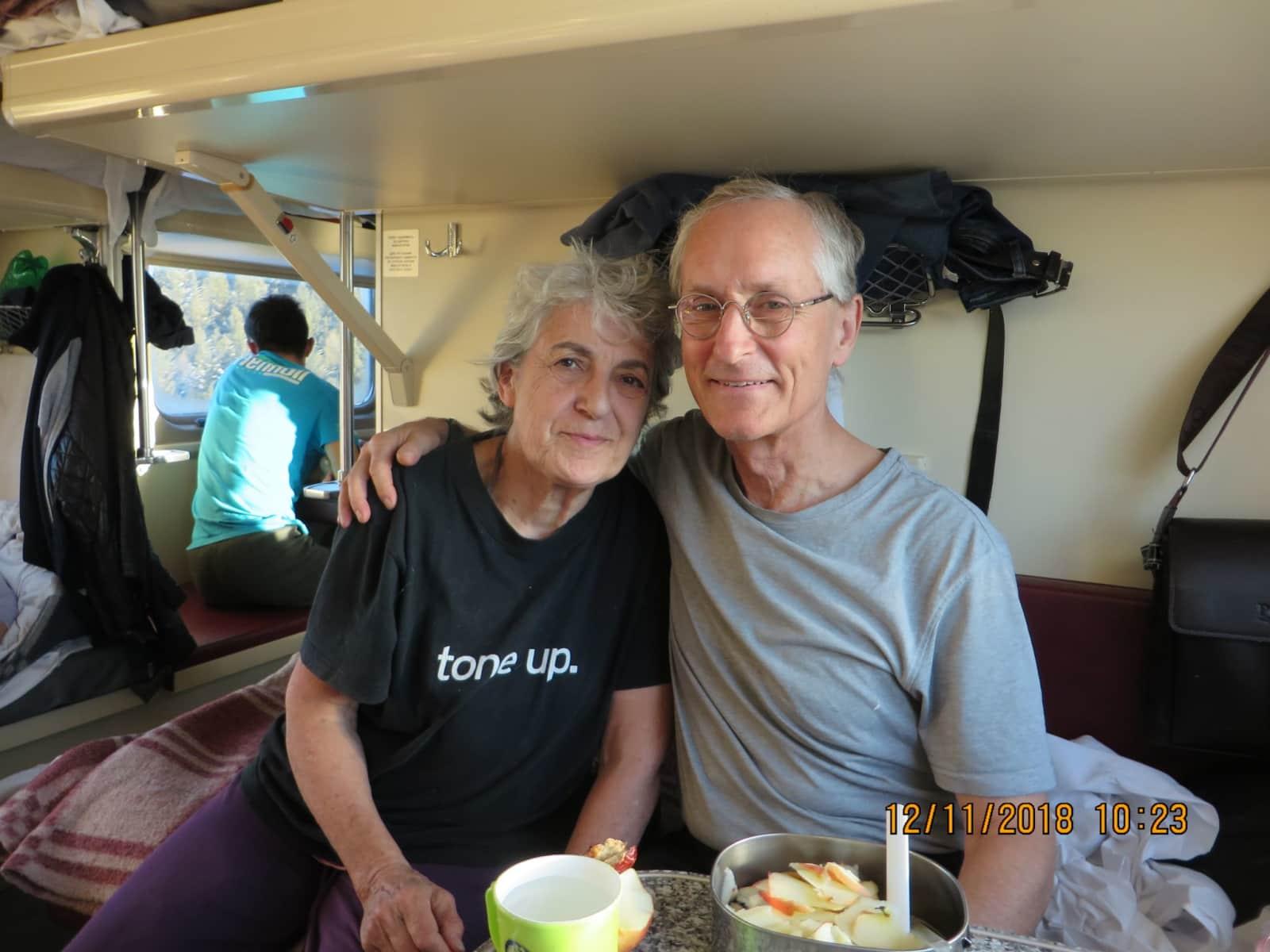 Maxien & Craig from Shepparton, Victoria, Australia