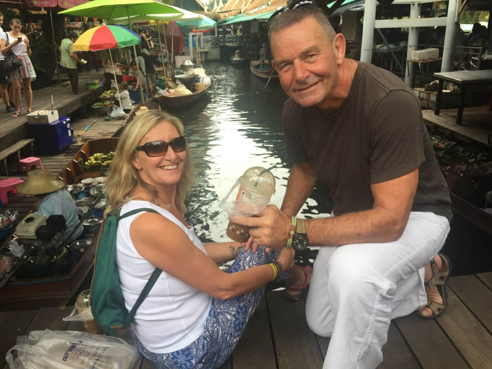 Dawn & Pete from Gloucester, United Kingdom