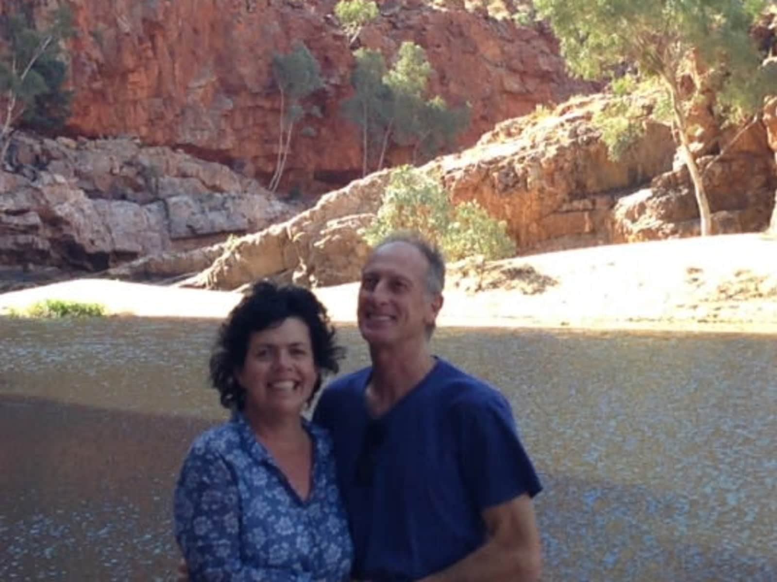 Linda & Brian from Armidale, New South Wales, Australia