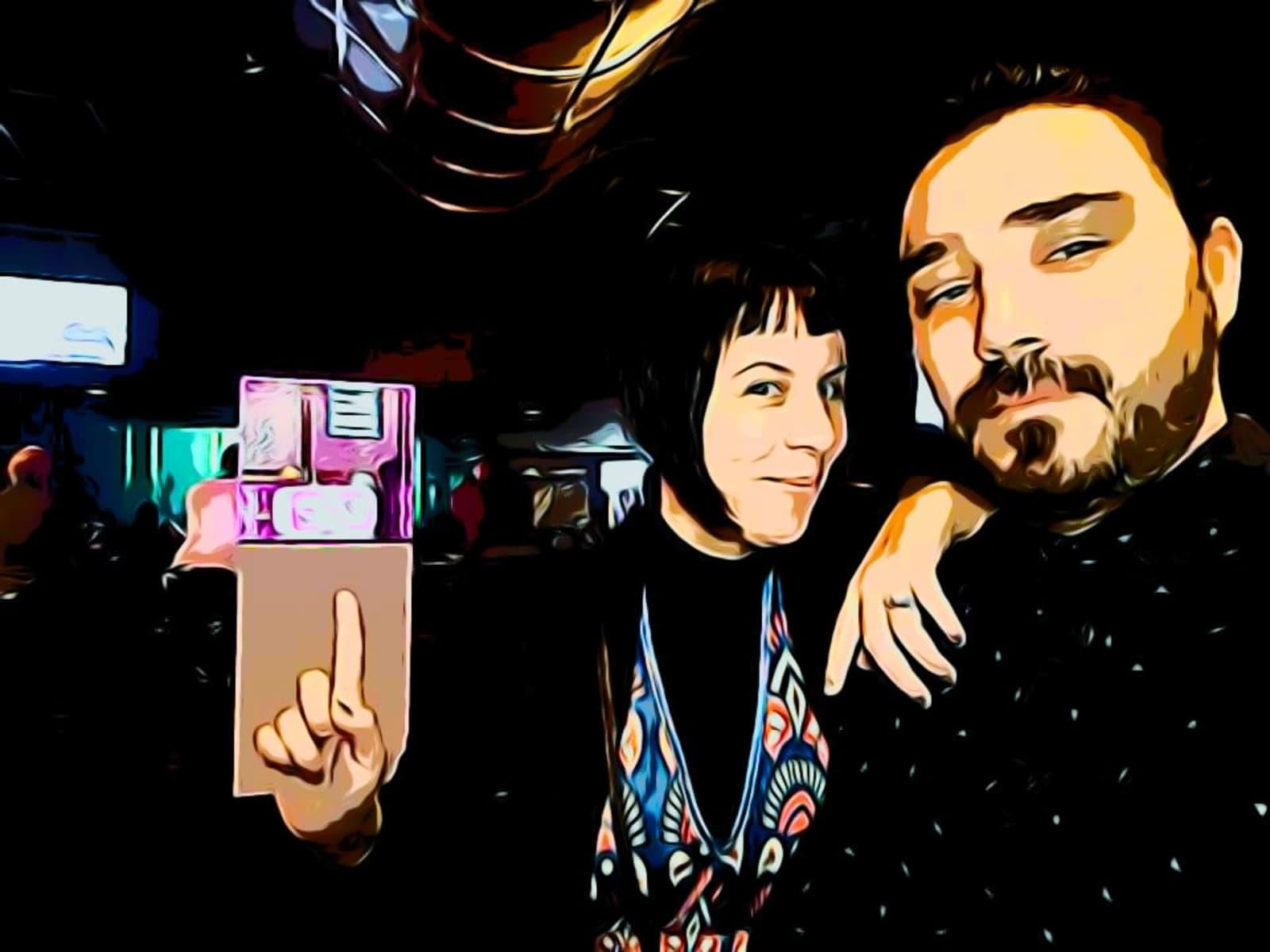 Maryem & Riad from Montréal, Quebec, Canada