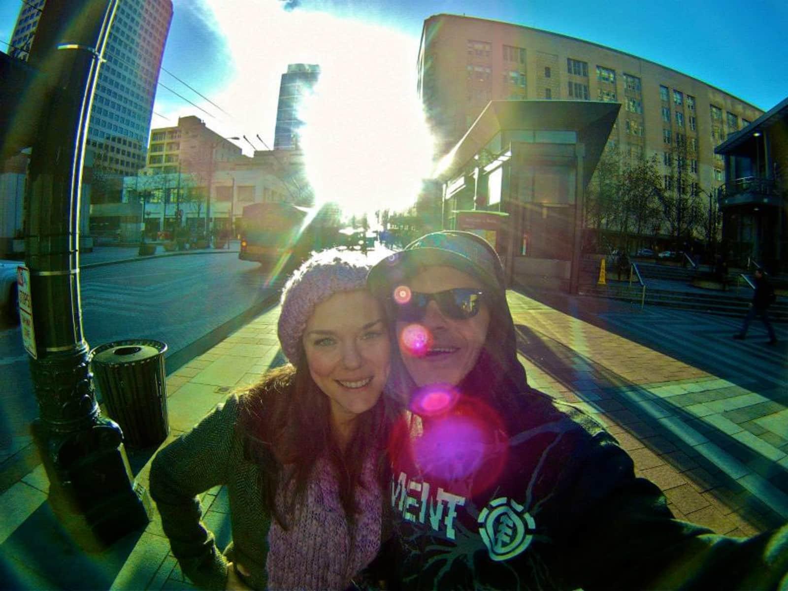 Jennifer & Randall from Seattle, Washington, United States