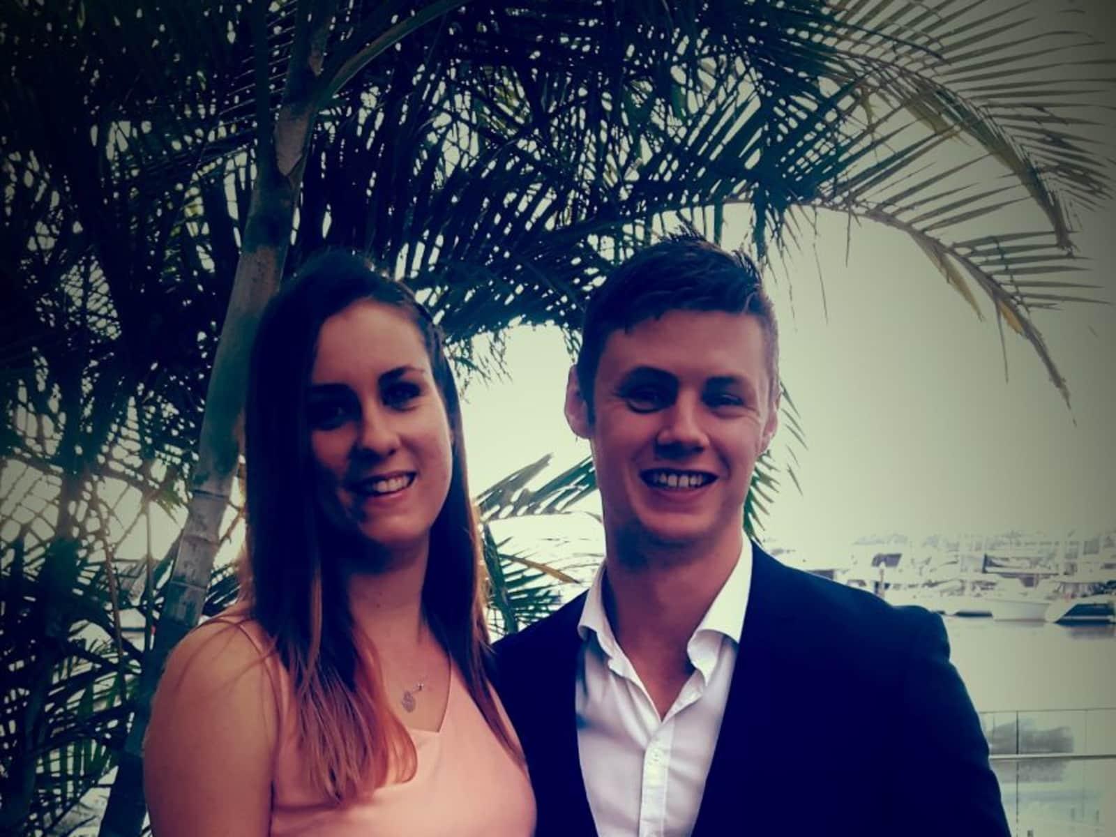 Emma & Thomas from London, United Kingdom