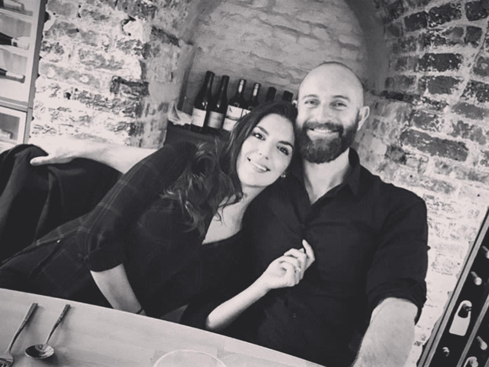 David & Kamilla from Antalya, Turkey