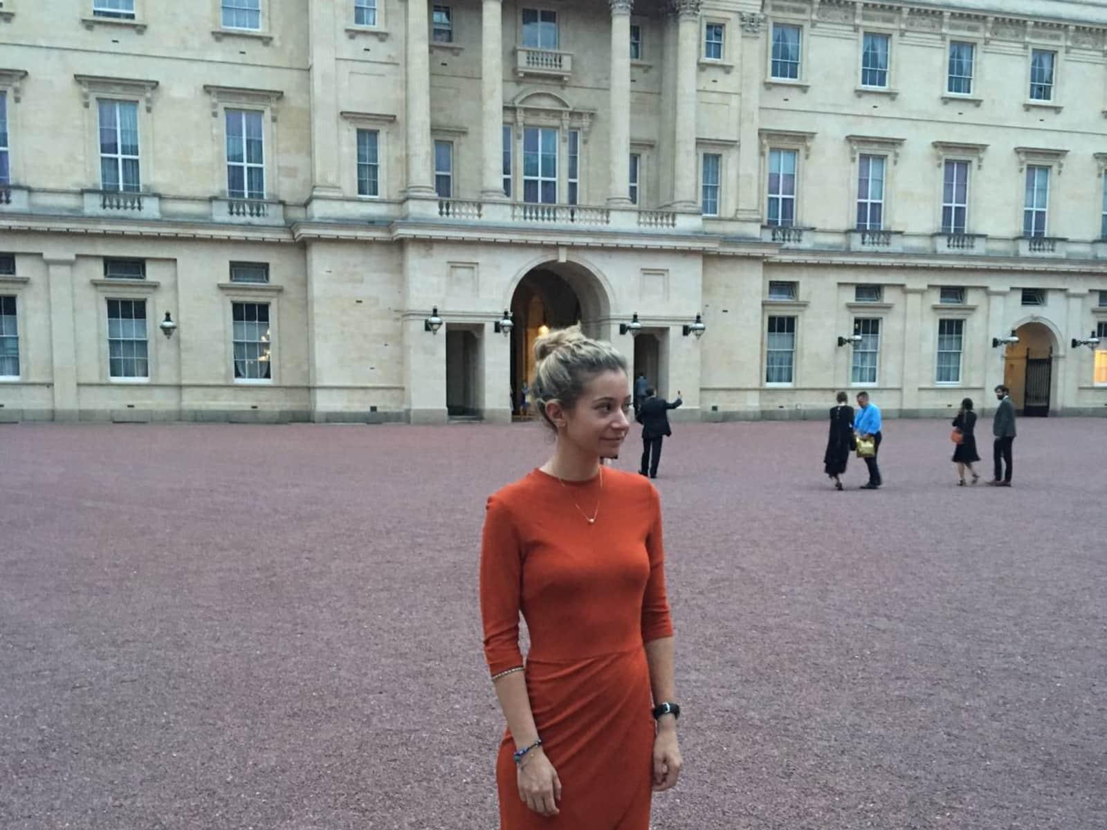 Eleanor from London, United Kingdom