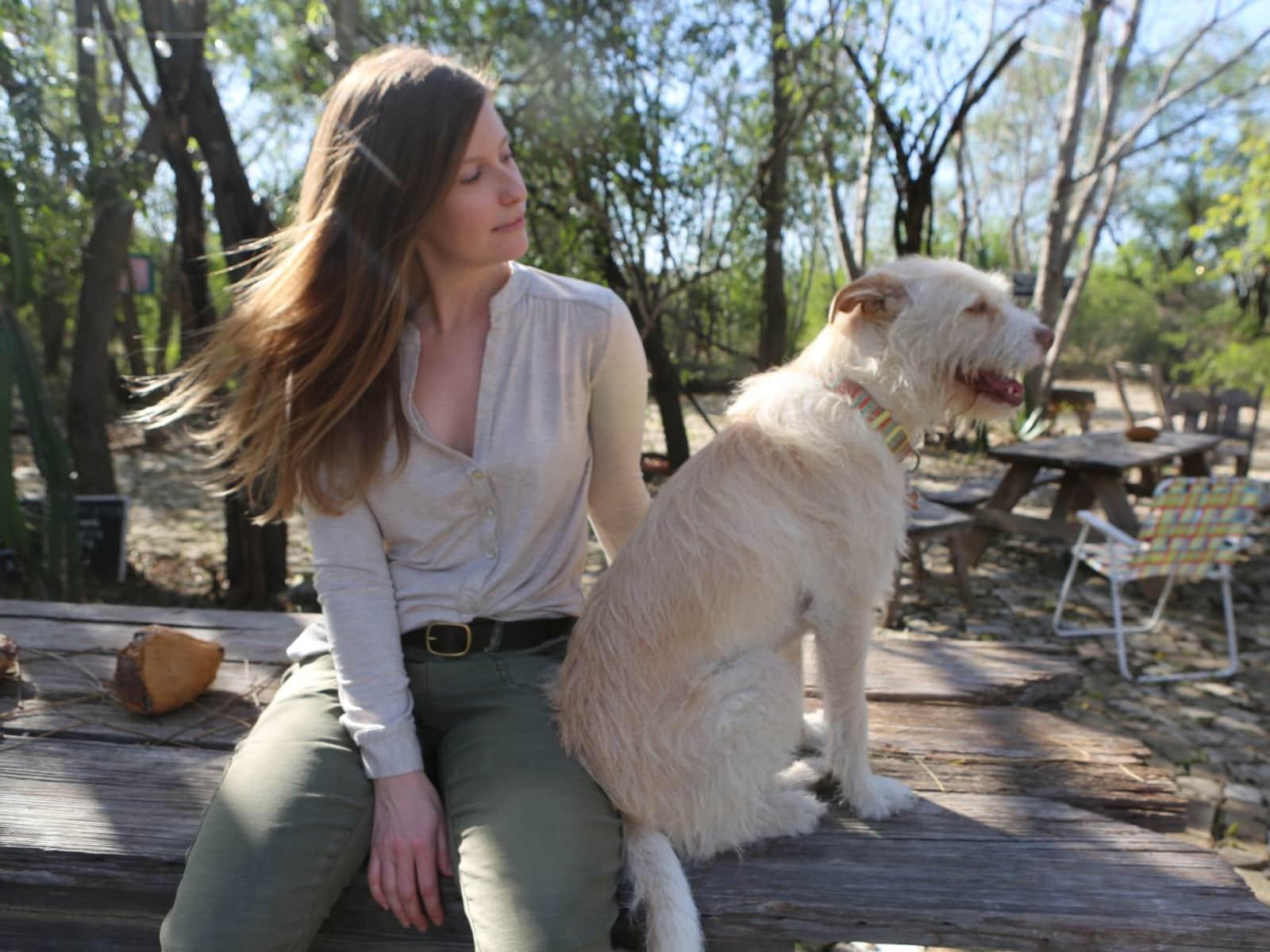 Kate from San Antonio, Texas, United States