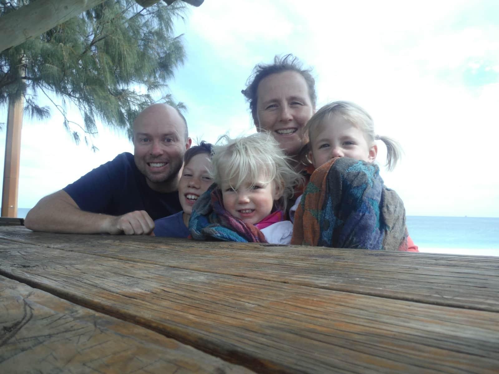 Gayle & Craig from Brisbane, Queensland, Australia