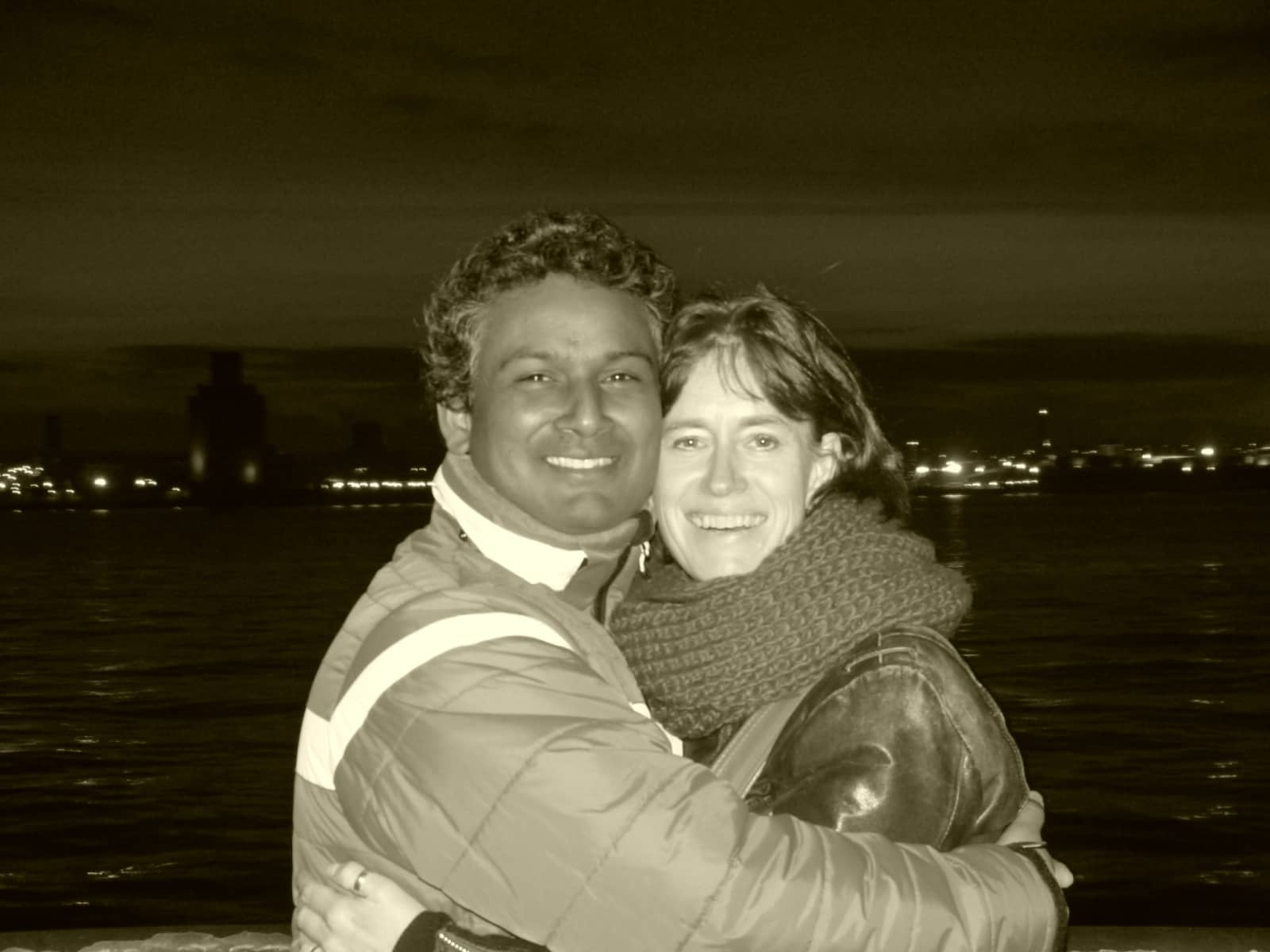 Hannah & Samuel from Hamburg, Germany