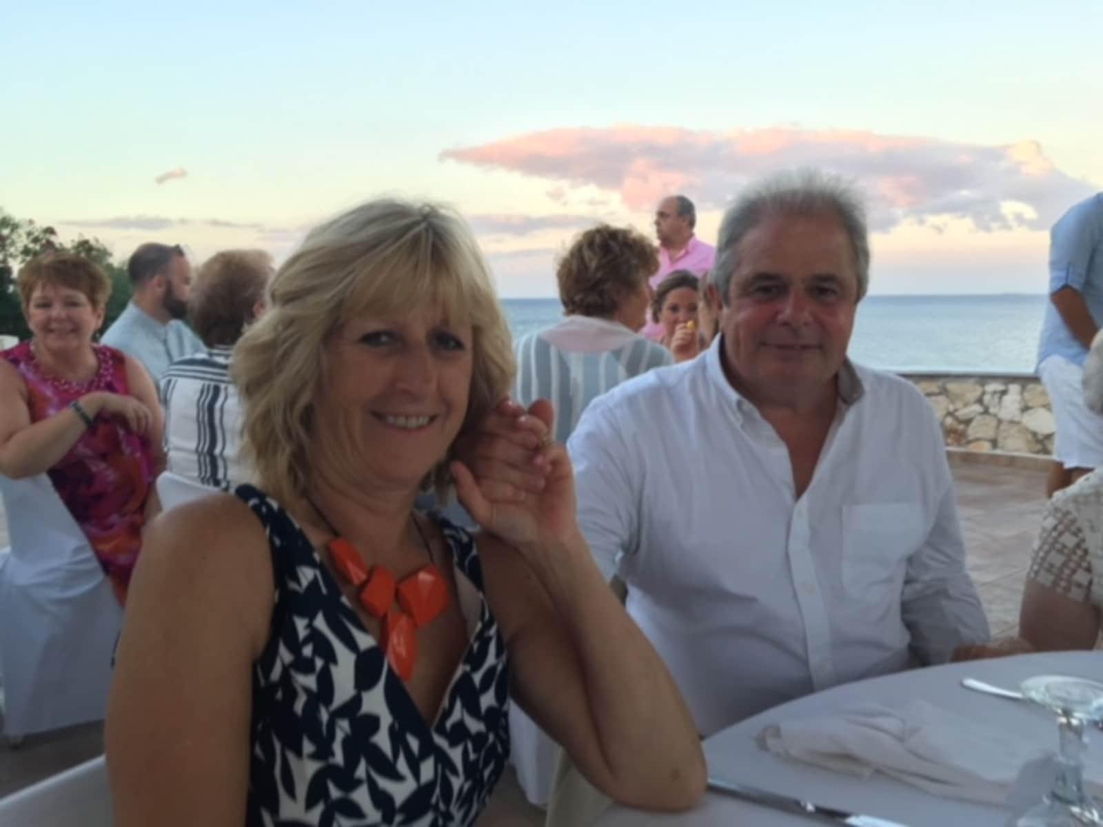 Sally and tony & Tony from Halifax, United Kingdom