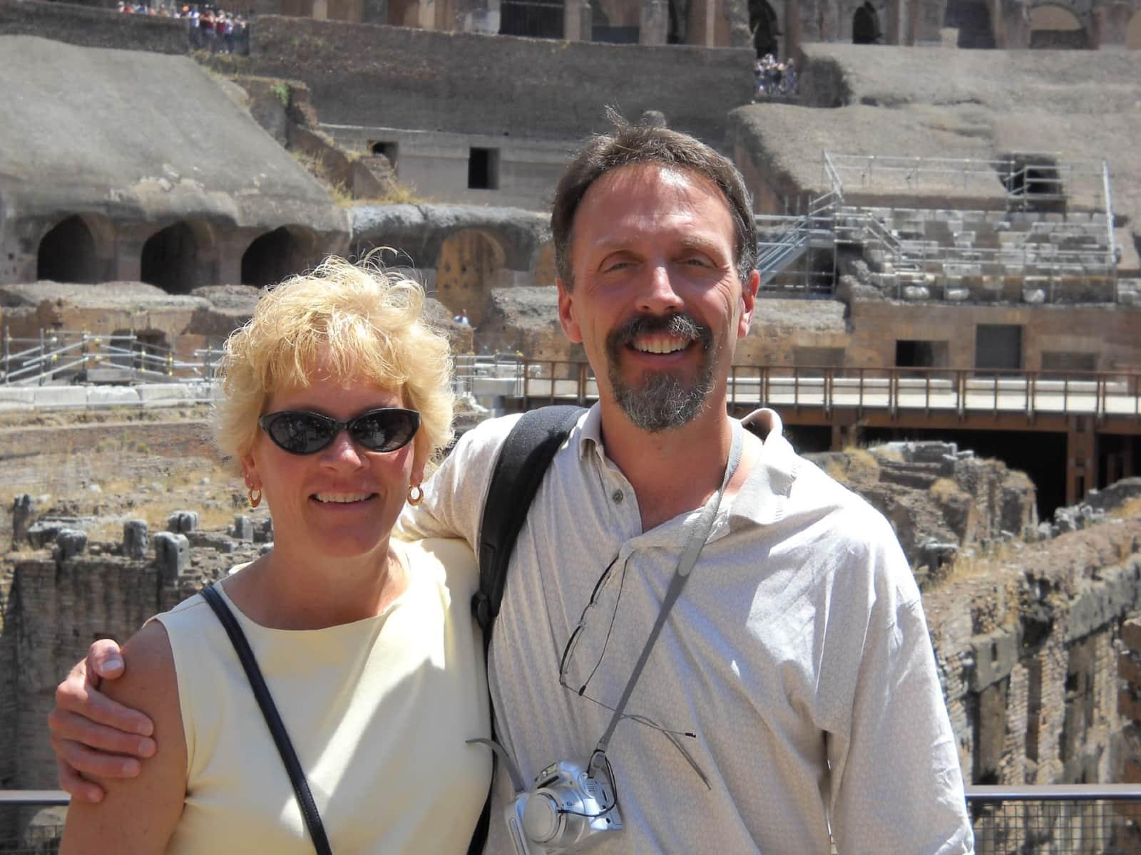 Bridgette & John from Syracuse, New York, United States