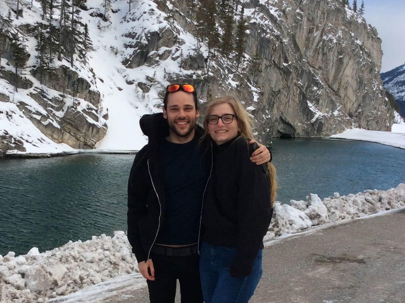 Katheryn & Domenico from North Vancouver, British Columbia, Canada