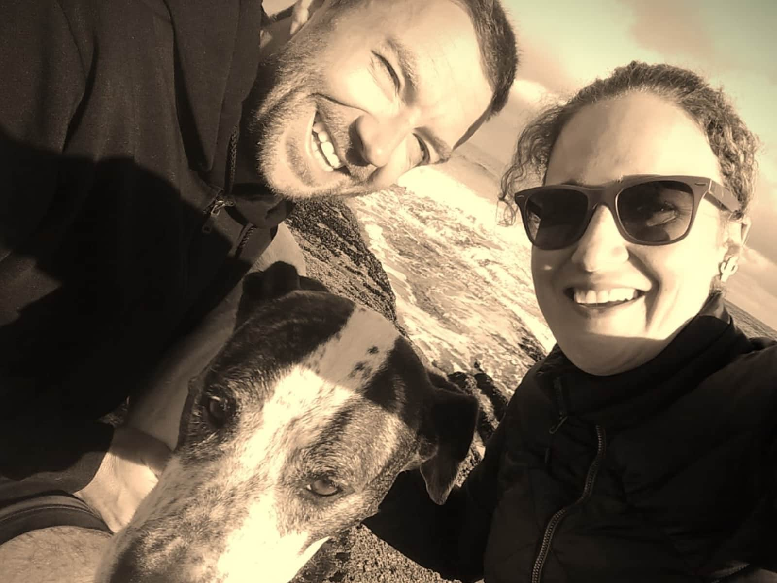 Alesha and andrew & Andrew from Baxter, Victoria, Australia