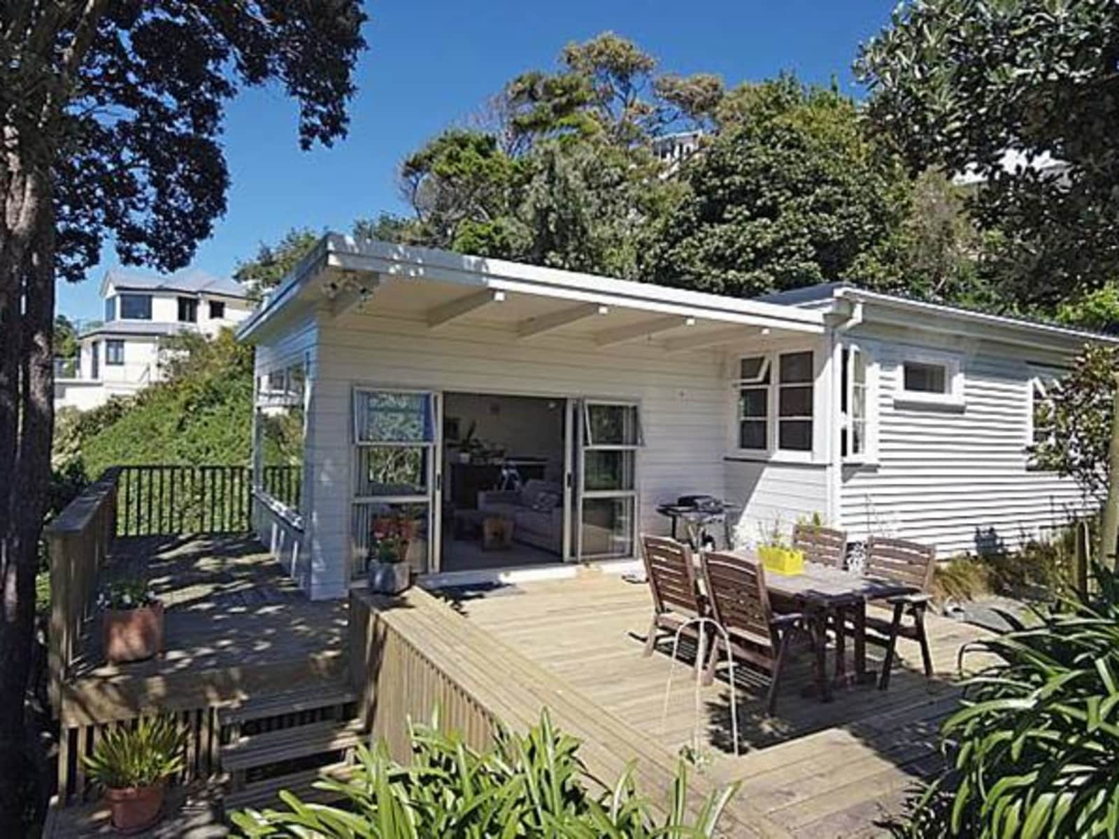 Housesitting assignment in Melrose, New Zealand