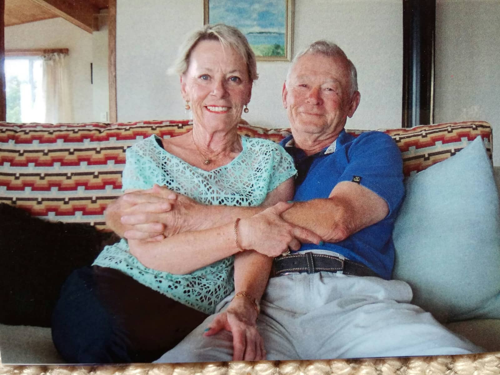 John & Sue from Whangarei, New Zealand