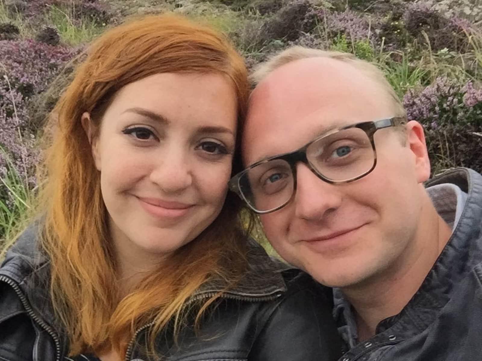Henry & Natalie from London, United Kingdom