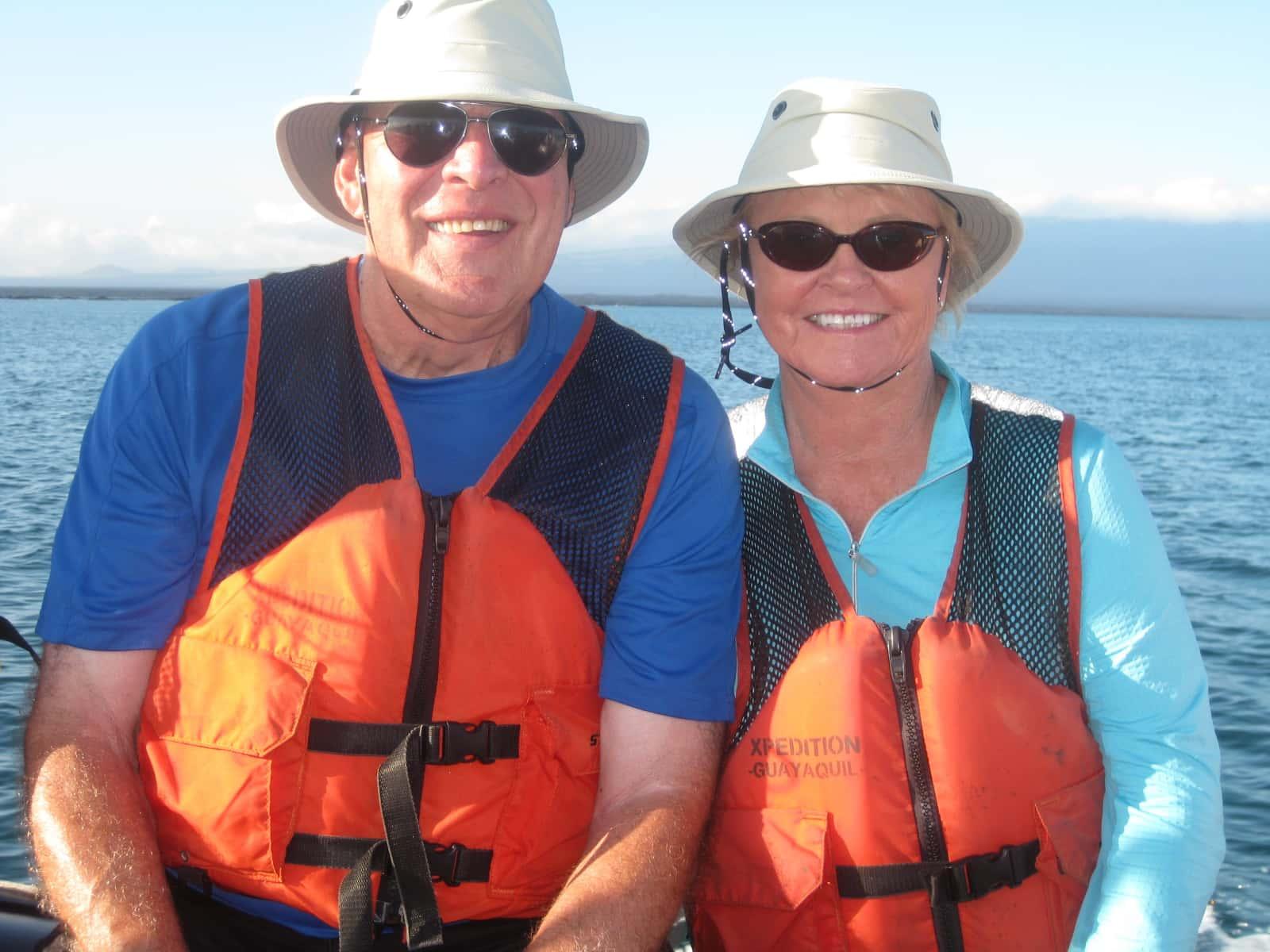 Ginny & Glen from Scottsdale, Arizona, United States