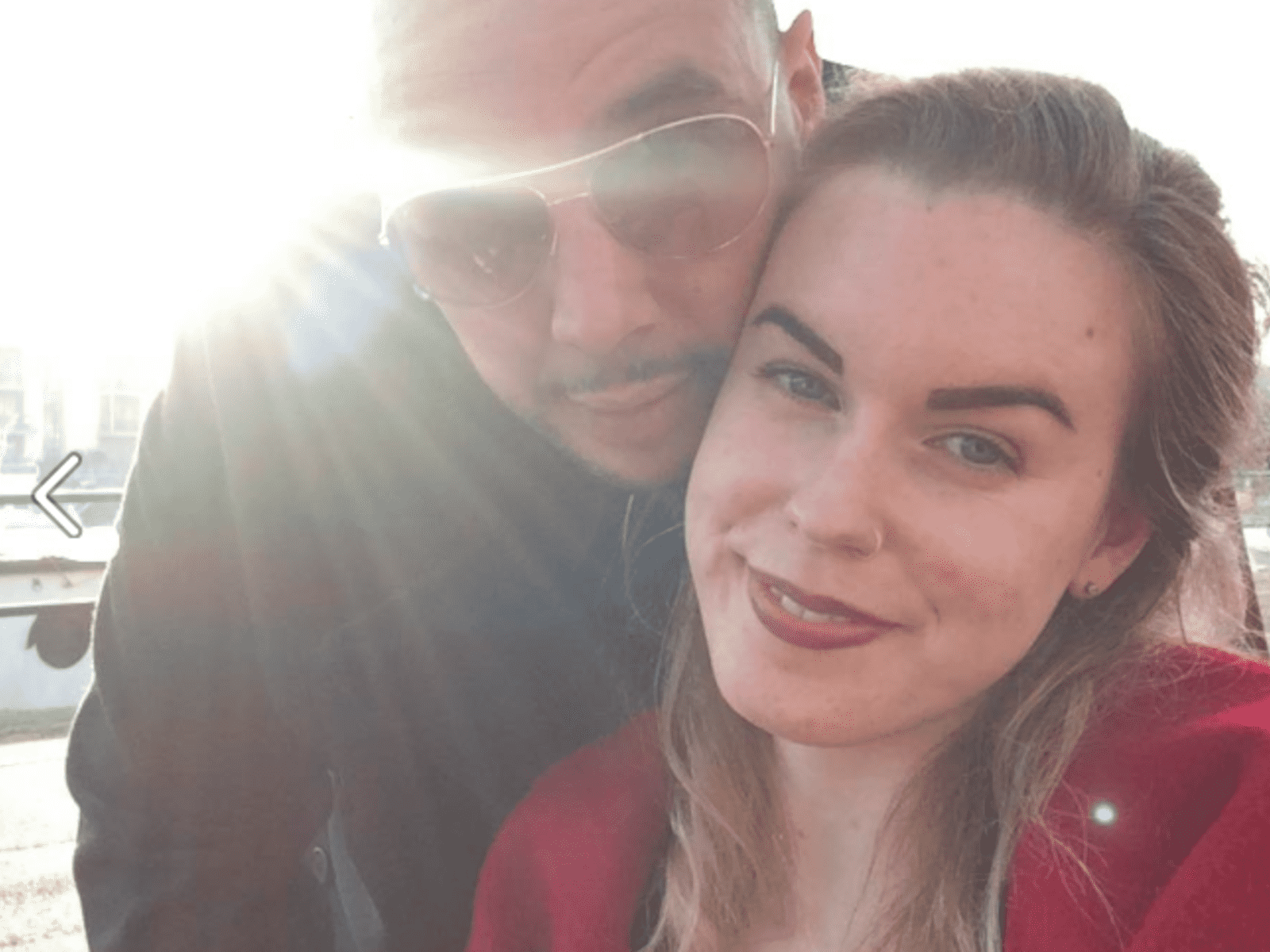 Michelle & Mohamed from Bristol, United Kingdom