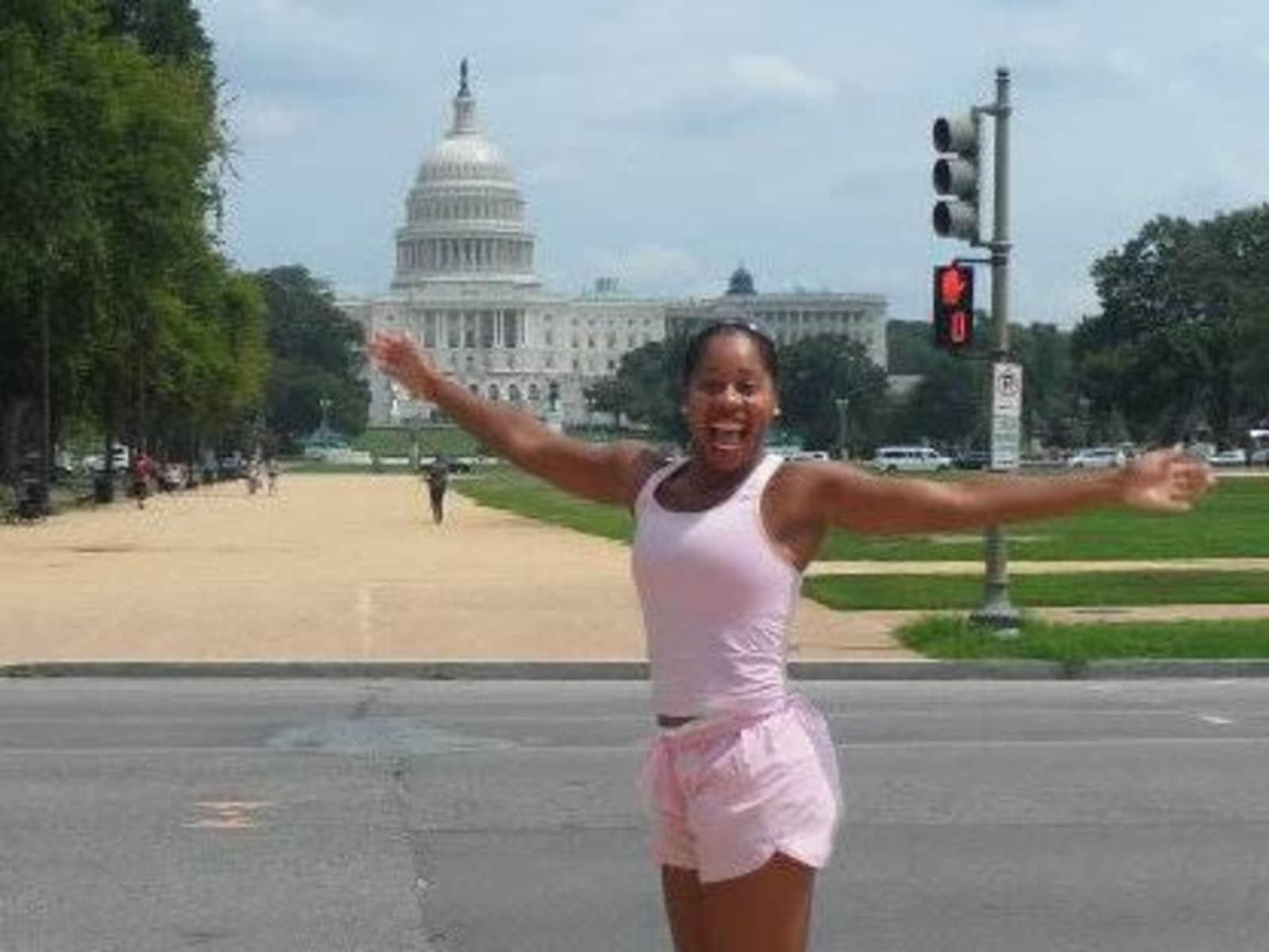 Dafina from Washington, D.C., Washington, D.C., United States
