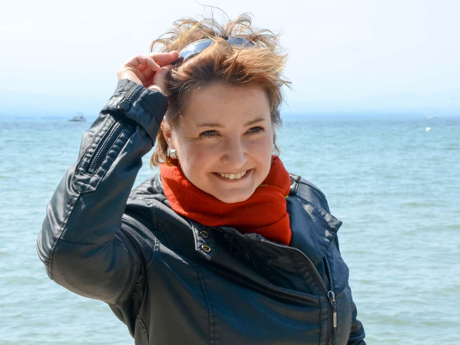 Julia from Frankfurt am Main, Germany