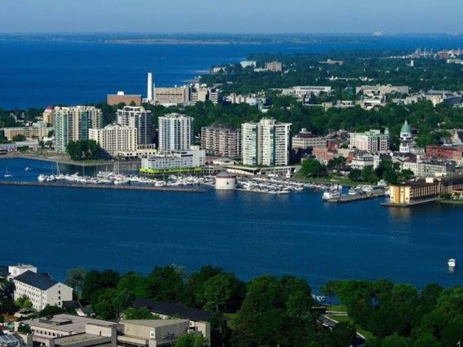 Housesitting assignment in Kingston, Ontario, Canada