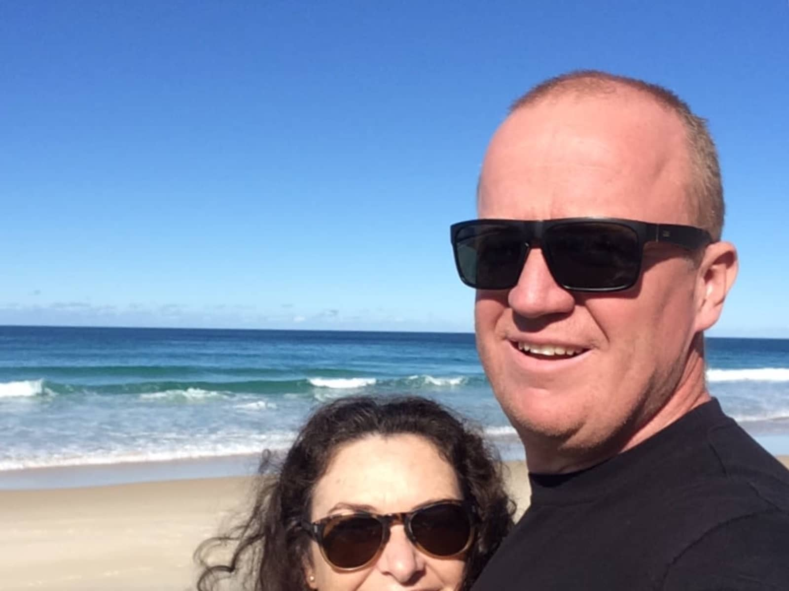 Belinda & Tim from Sydney, New South Wales, Australia