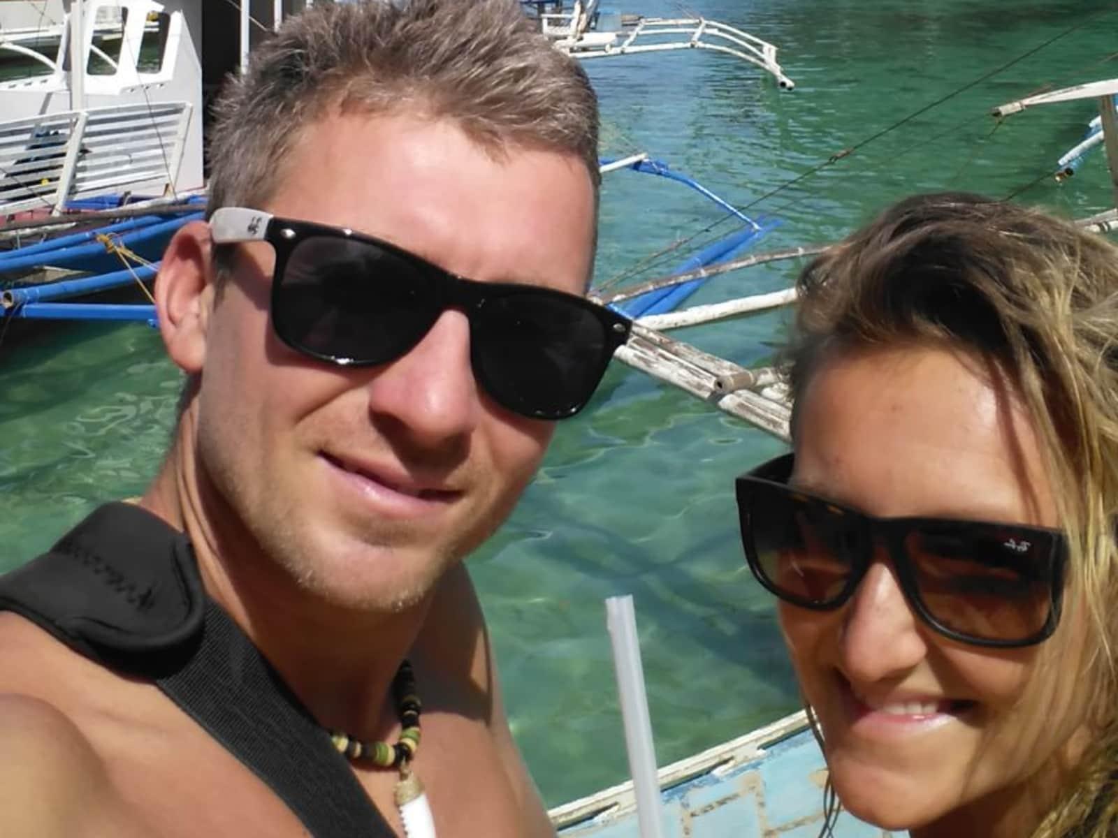 Zuzana & Ivo from Auckland, New Zealand