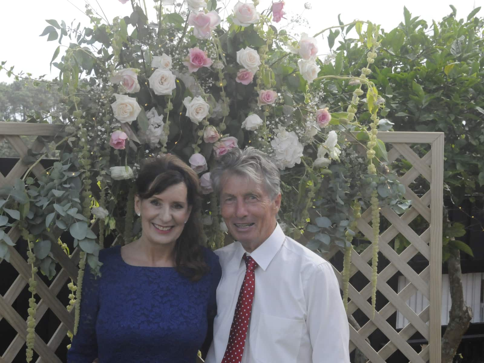 Annie & Quentin from Otaki, New Zealand