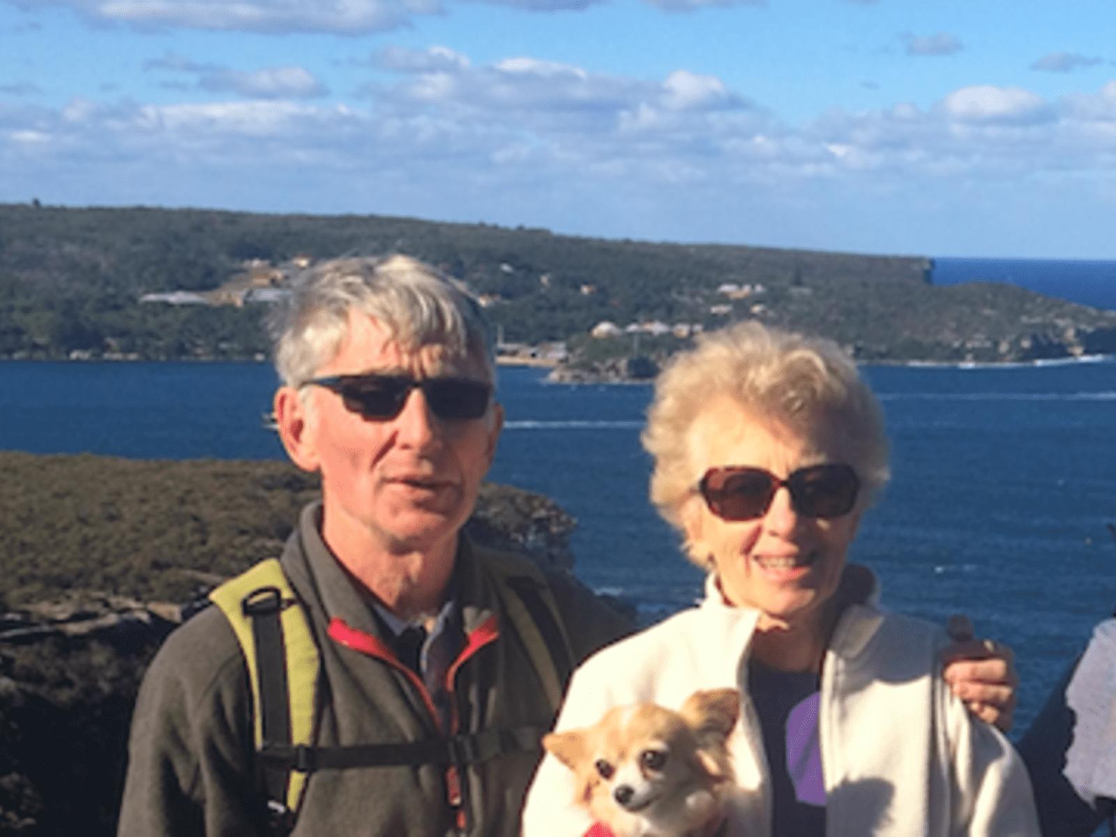 Libby & Harry from Sydney, New South Wales, Australia