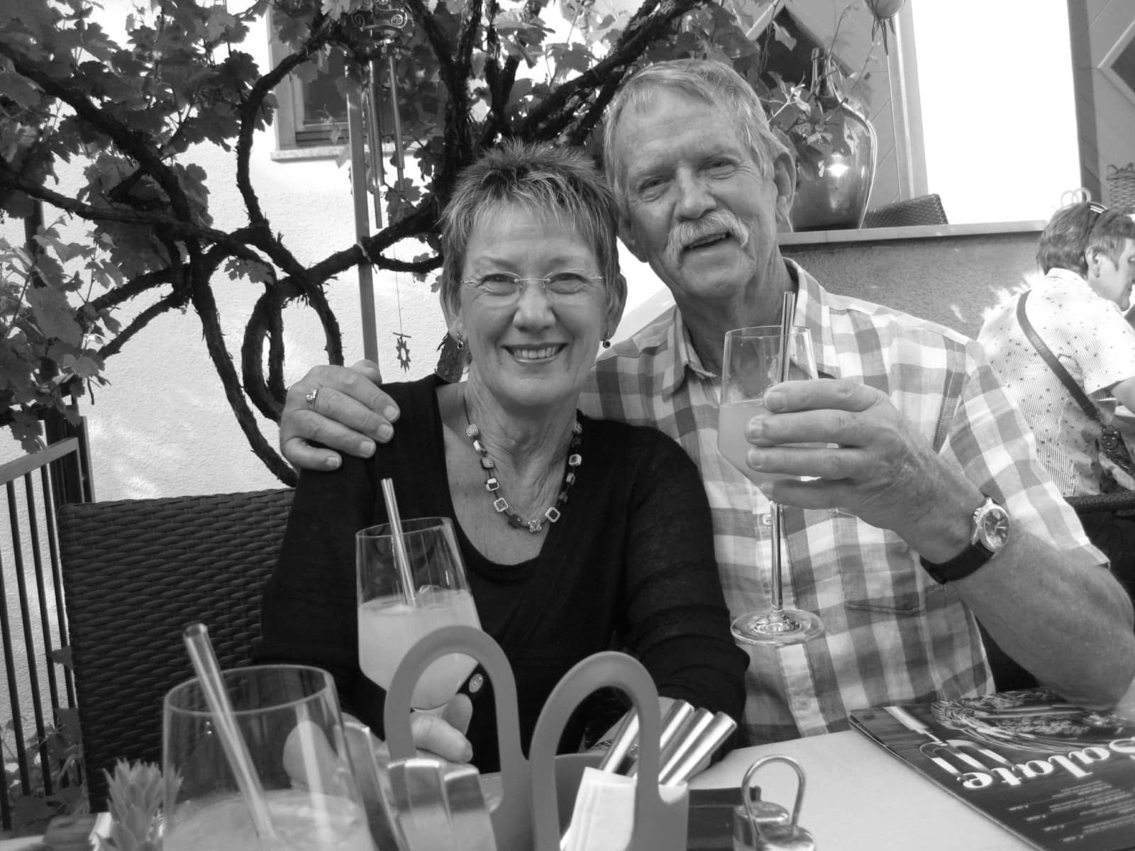 Ruth & John from Montville, Queensland, Australia