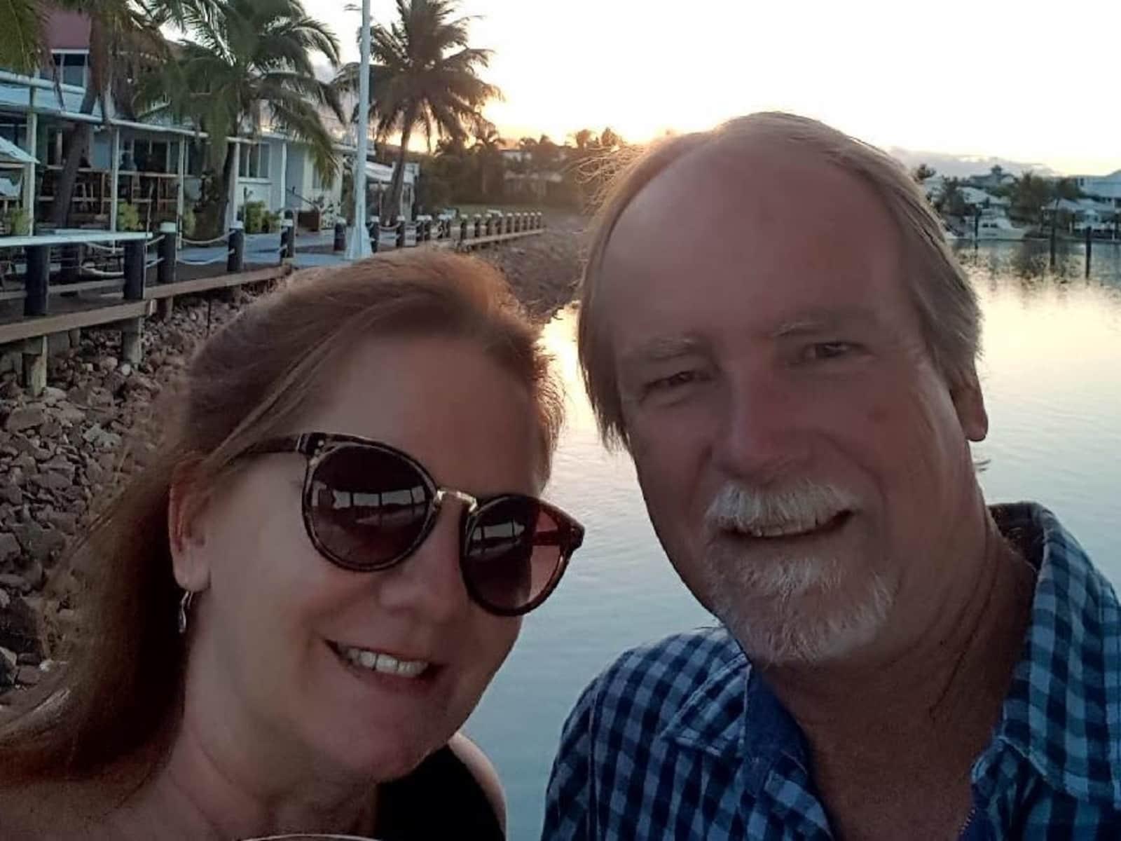 Julia & Jonathan from Cairns, Queensland, Australia