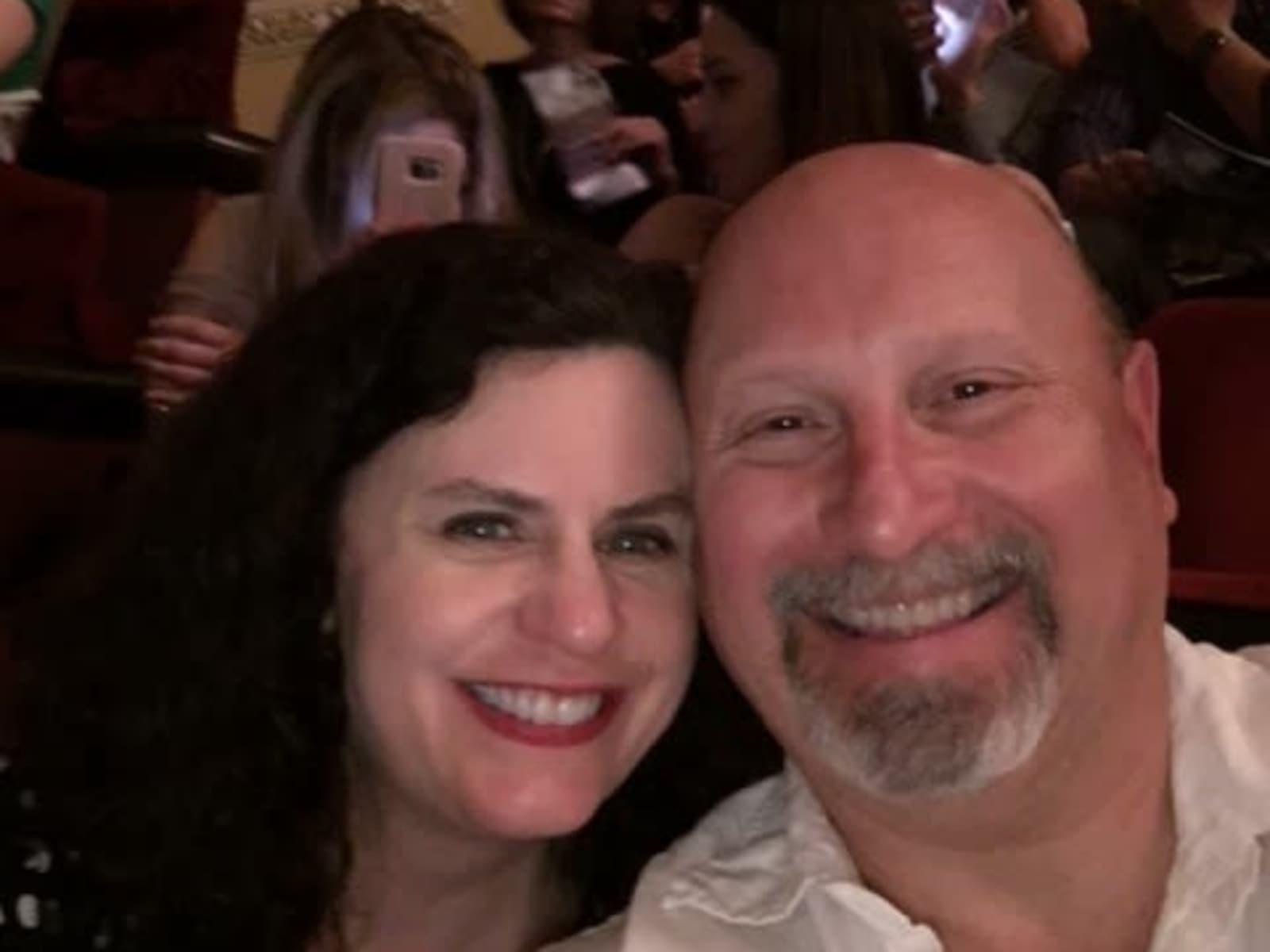 John & Melissa from Roseville, Minnesota, United States