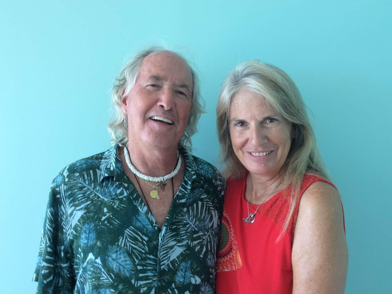 C.o. & Joan from Jupiter, Florida, United States