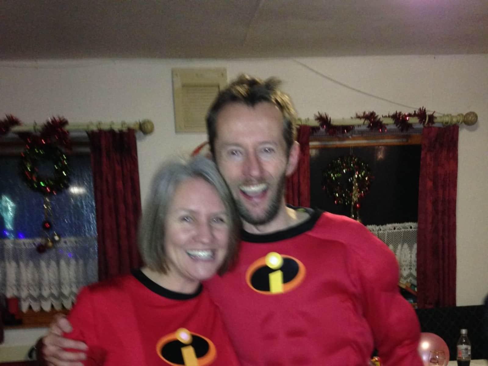 Alison & Steve from Kendal, United Kingdom