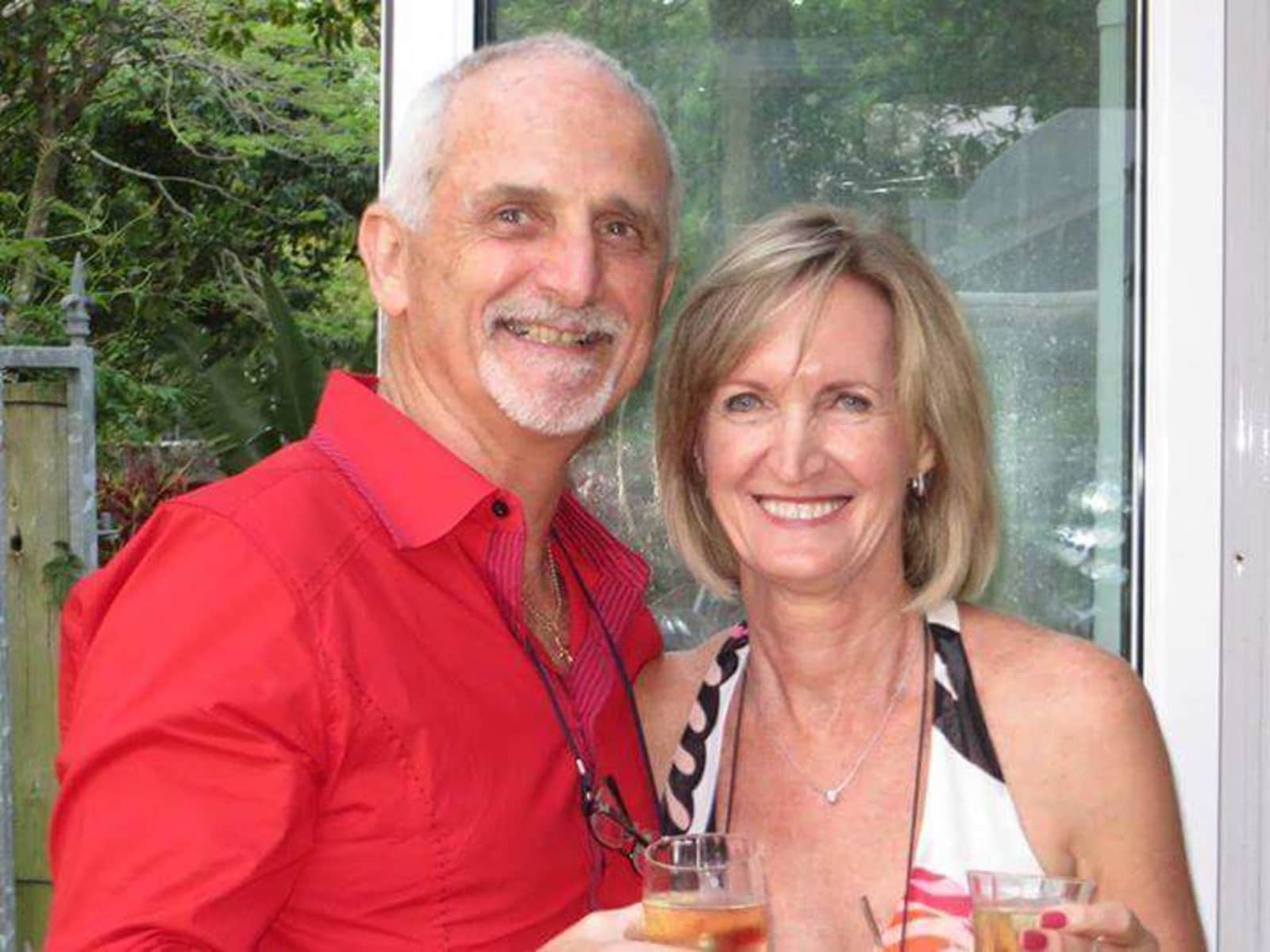 Yvonne & Kenneth from Pinetown, South Africa