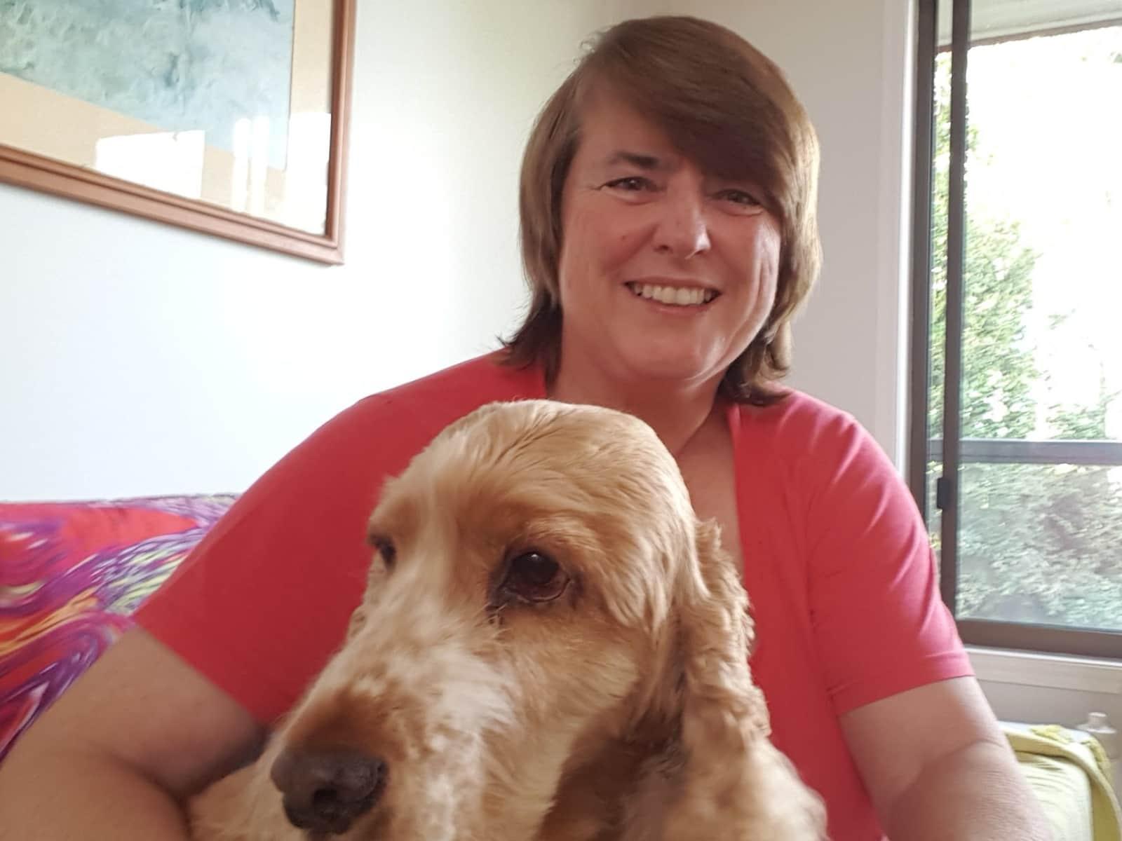 Debbie from Mapleton, Queensland, Australia