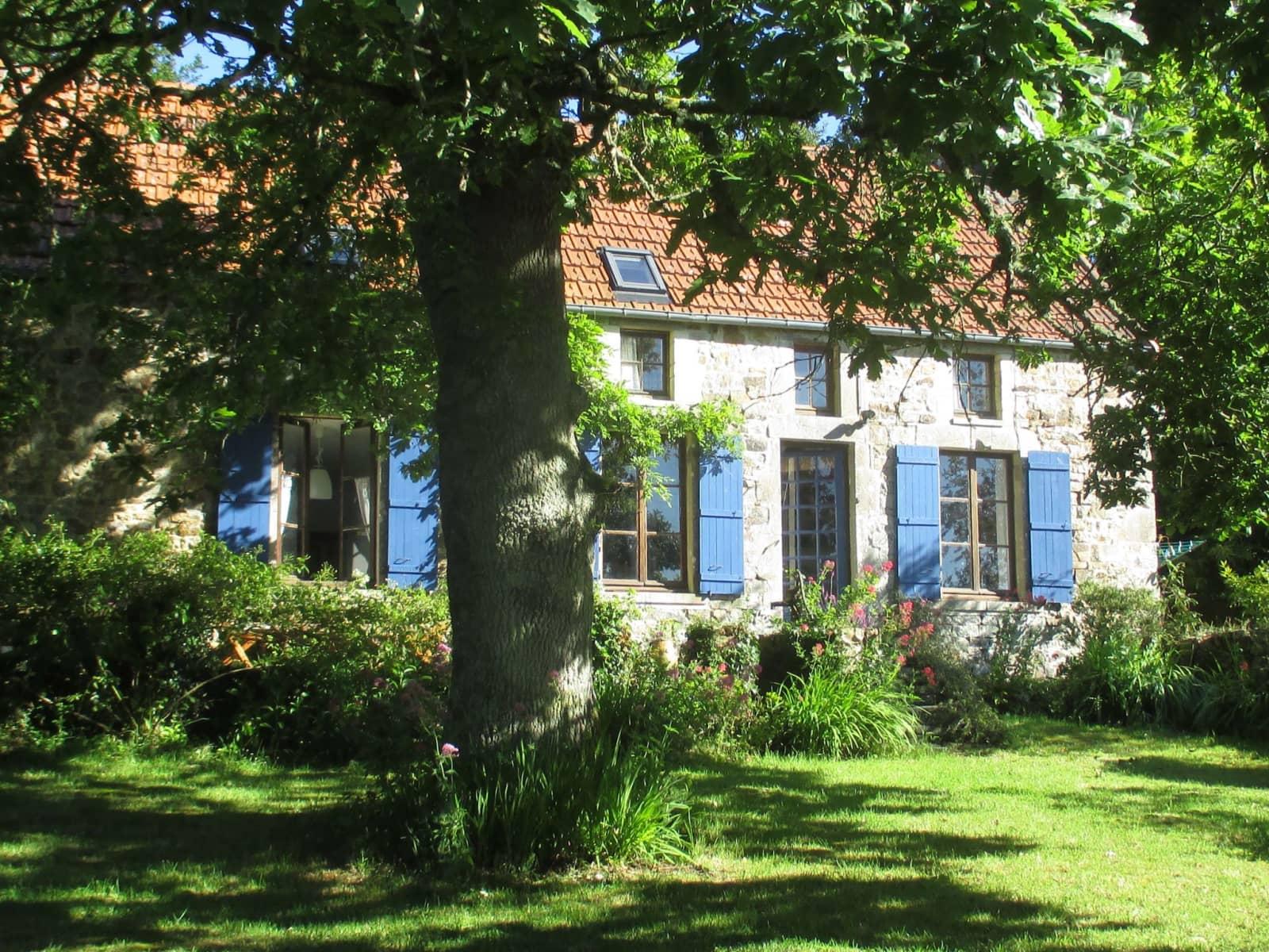 Housesitting assignment in Saint-Sauveur-le-Vicomte, France