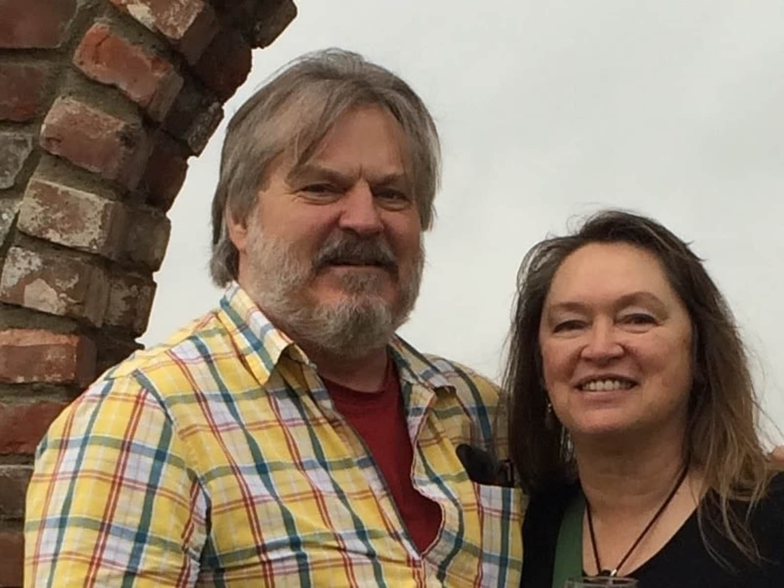 Judy & Dave from Sioux Falls, South Dakota, United States