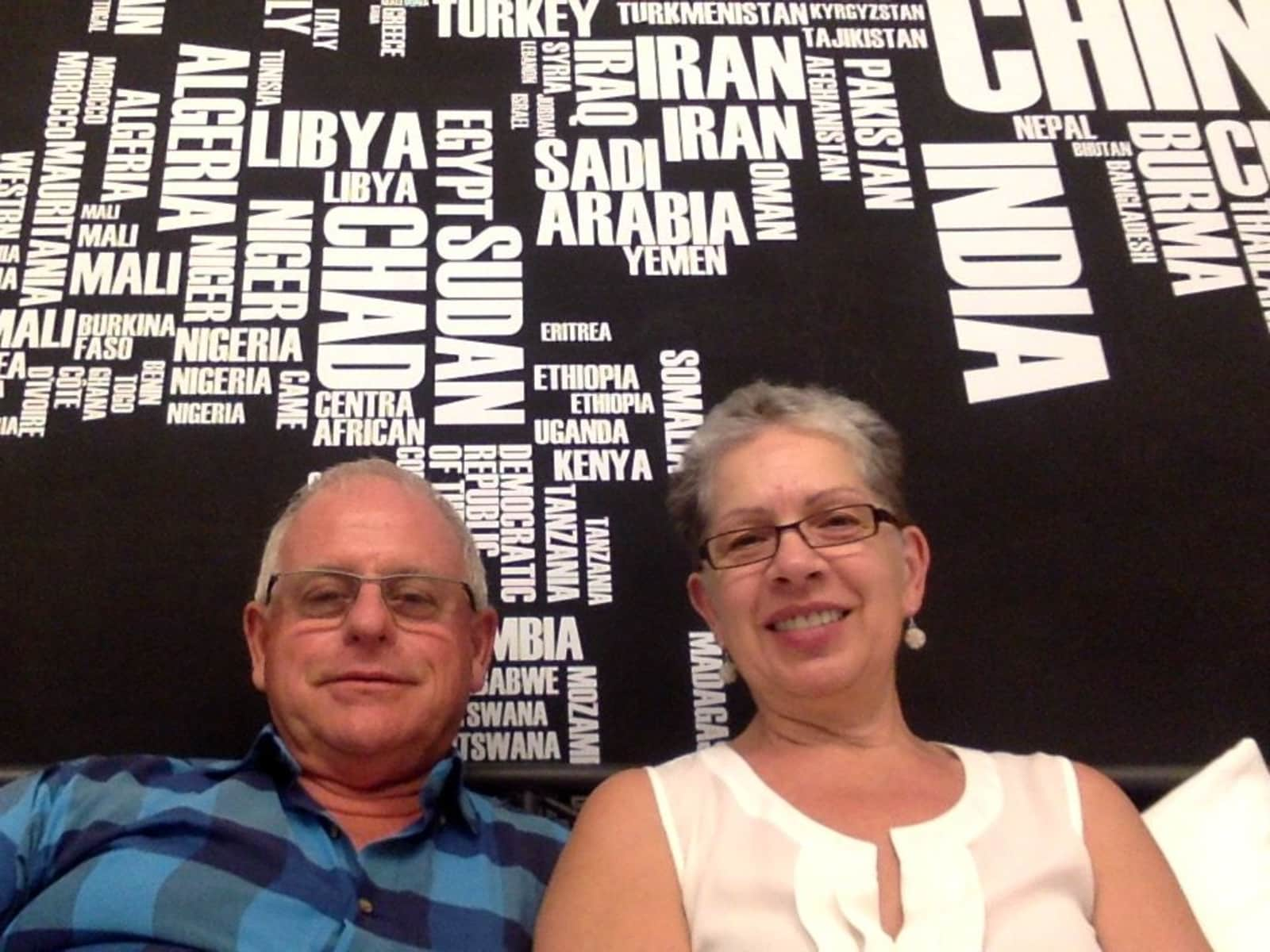 Maria & John from Goulburn, New South Wales, Australia