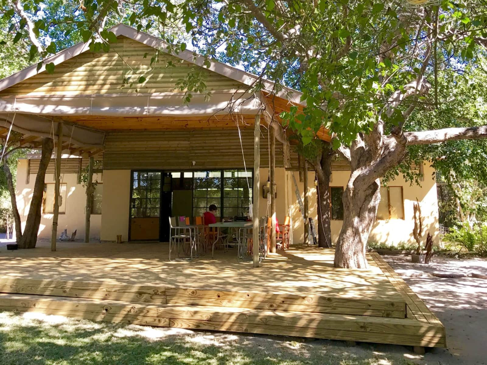 Housesitting assignment in Maun, Botswana