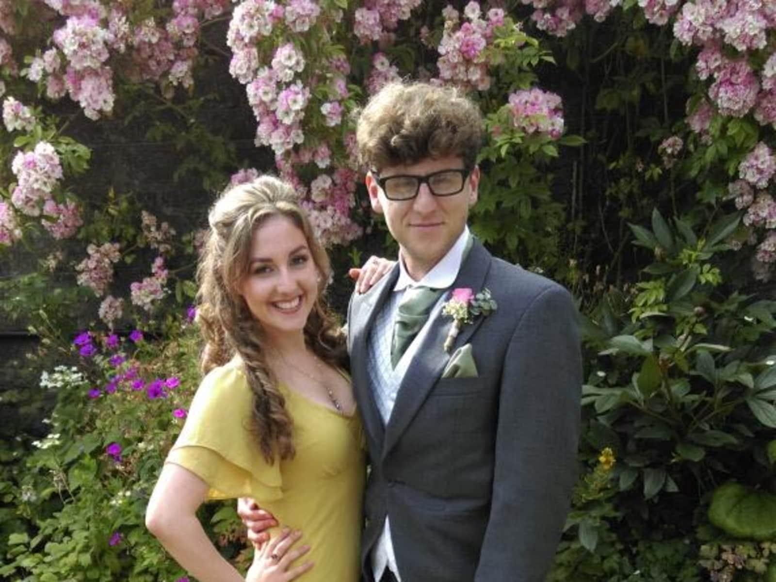 Natalie & Jonathan from Liverpool, United Kingdom