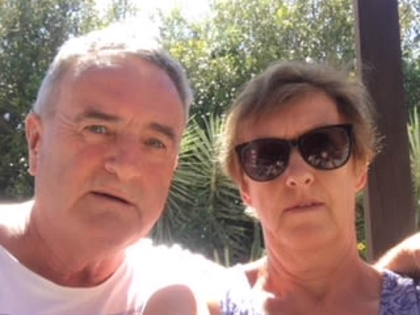 Harry & Jane from Brisbane, Queensland, Australia