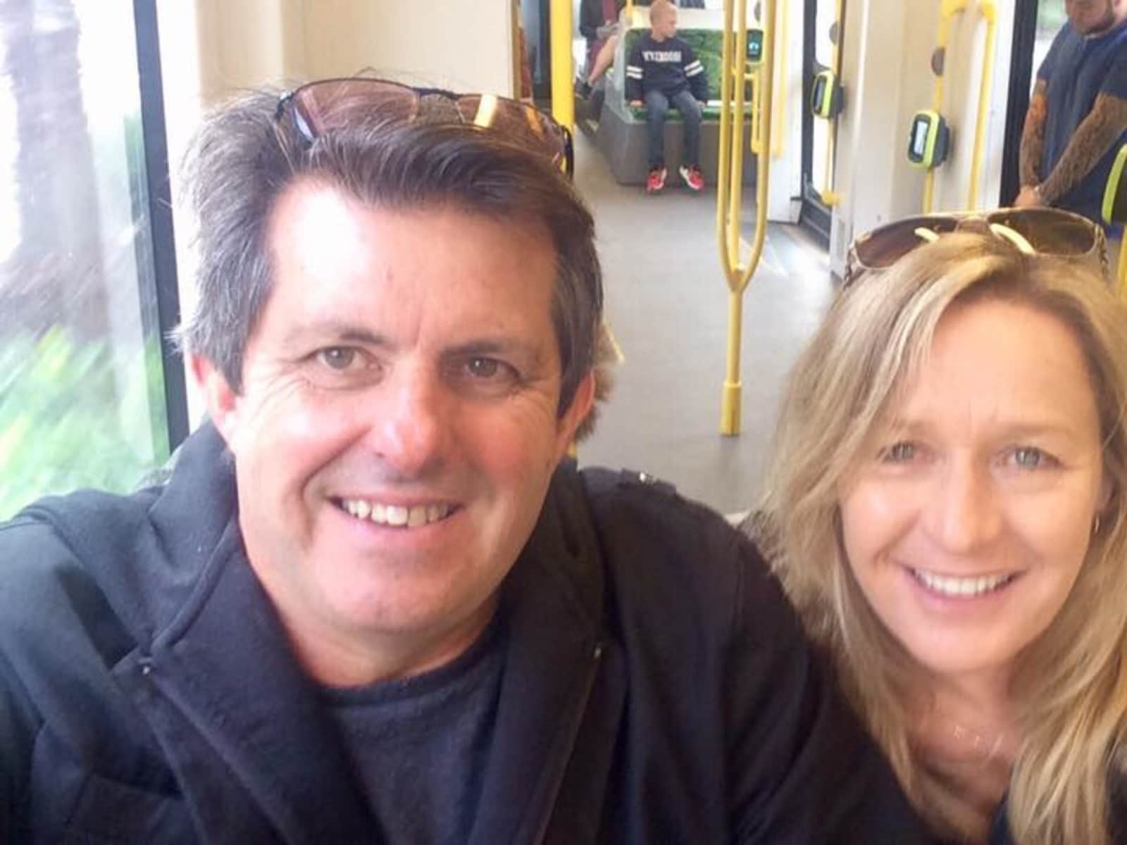 Geoff & Tracy from Matcham, New South Wales, Australia
