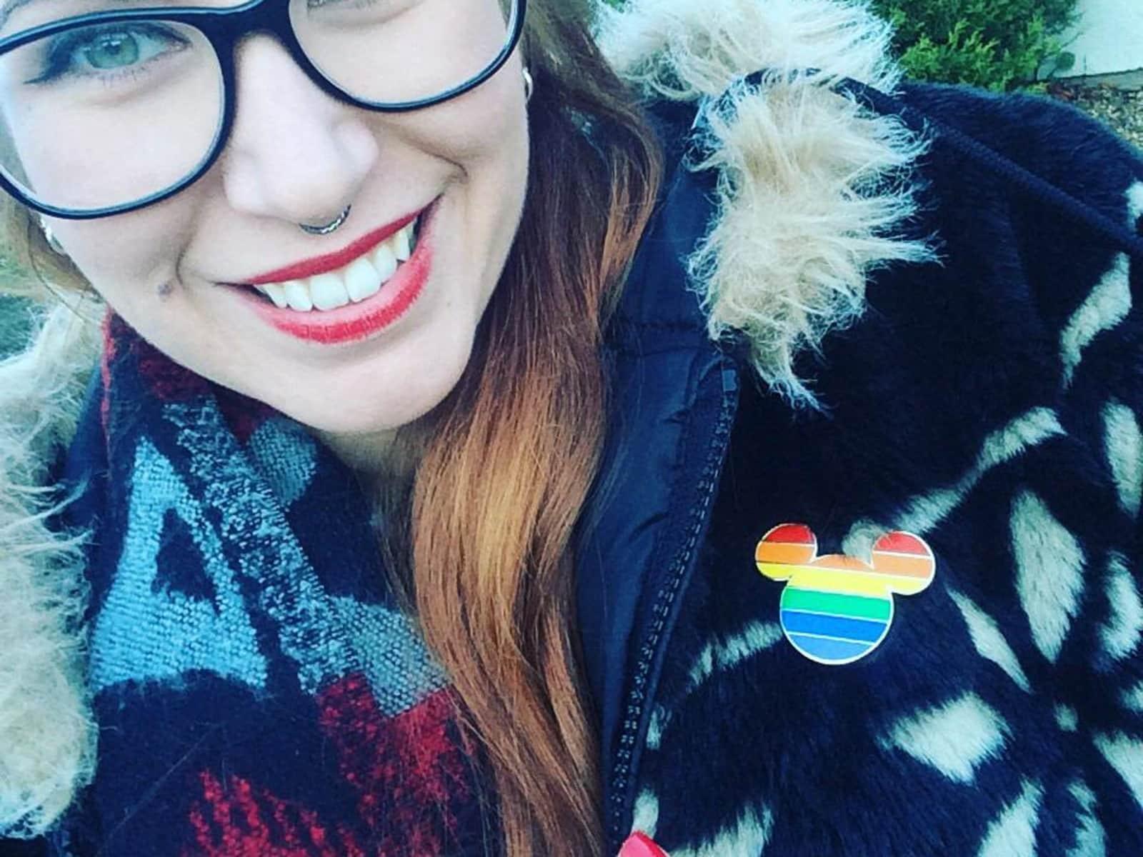 Danielle from Newmarket, United Kingdom