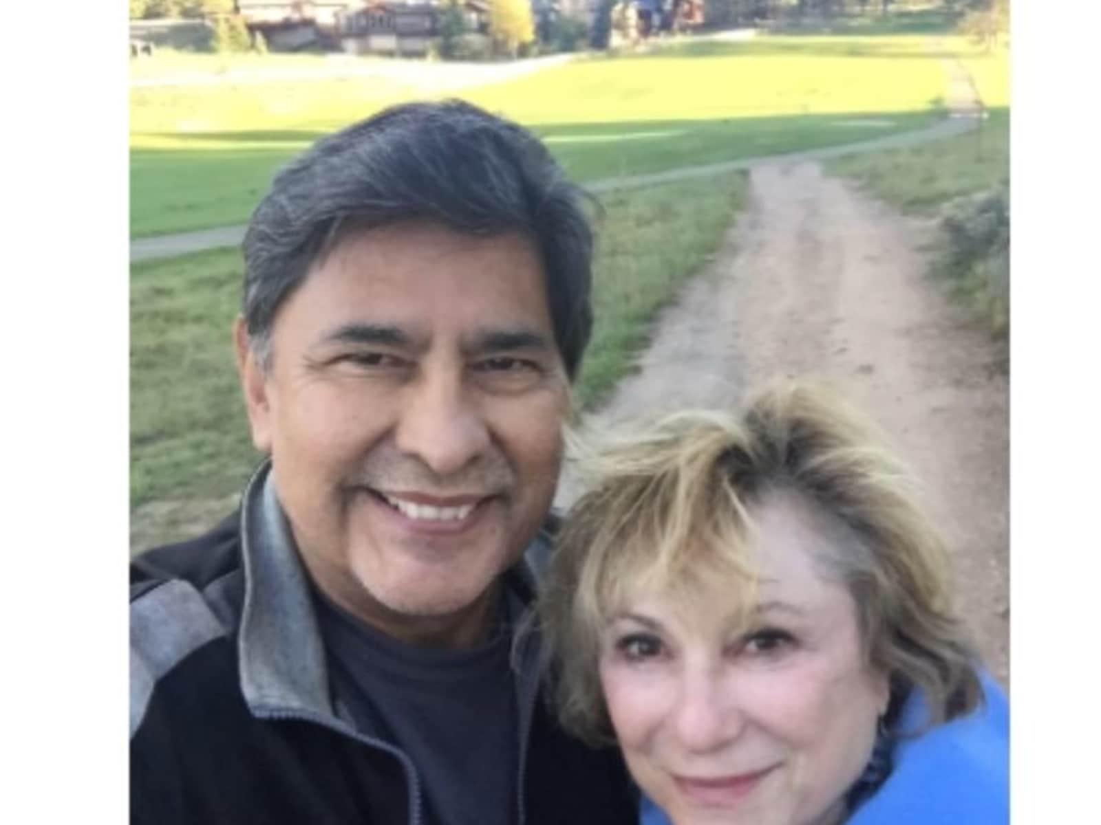 Evelyn & Armando from Dallas, Texas, United States