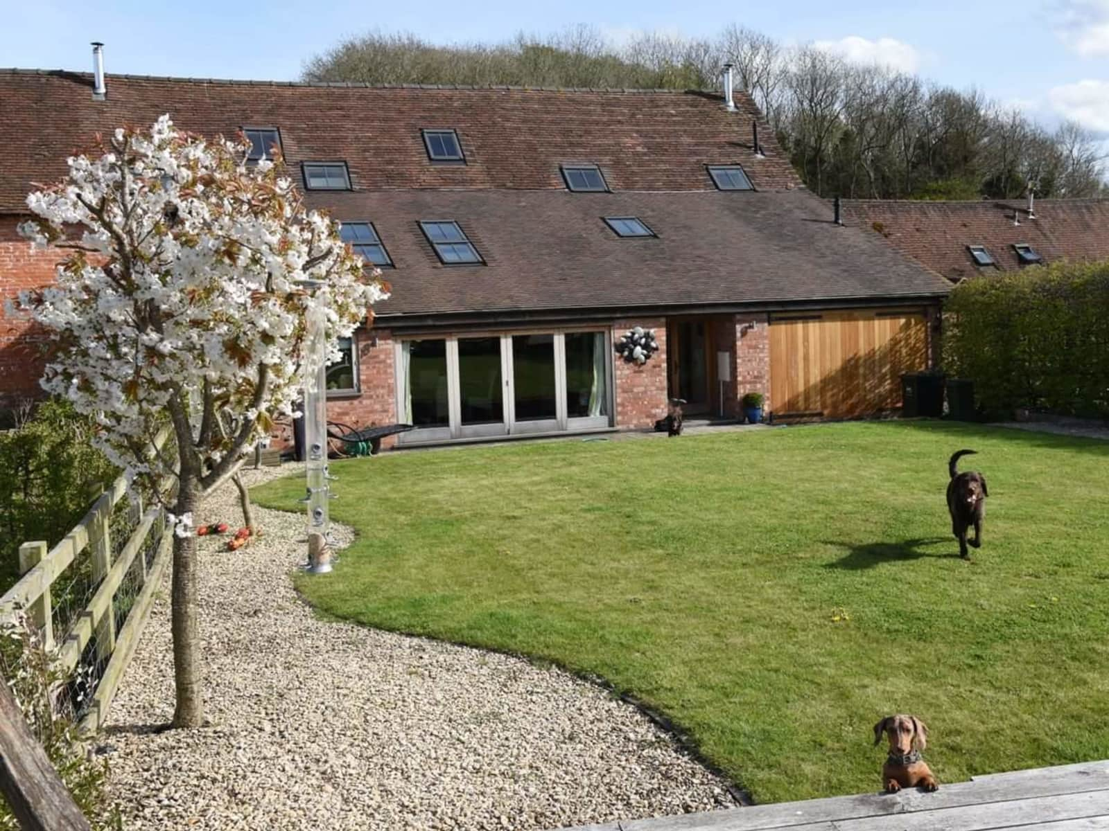 Housesitting assignment in Martley, United Kingdom